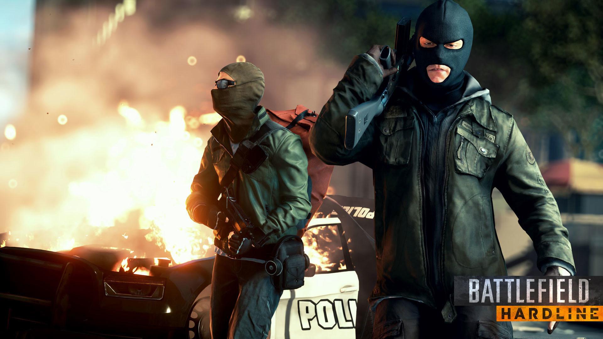 Battlefield Hardline – Gangsters wallpaper