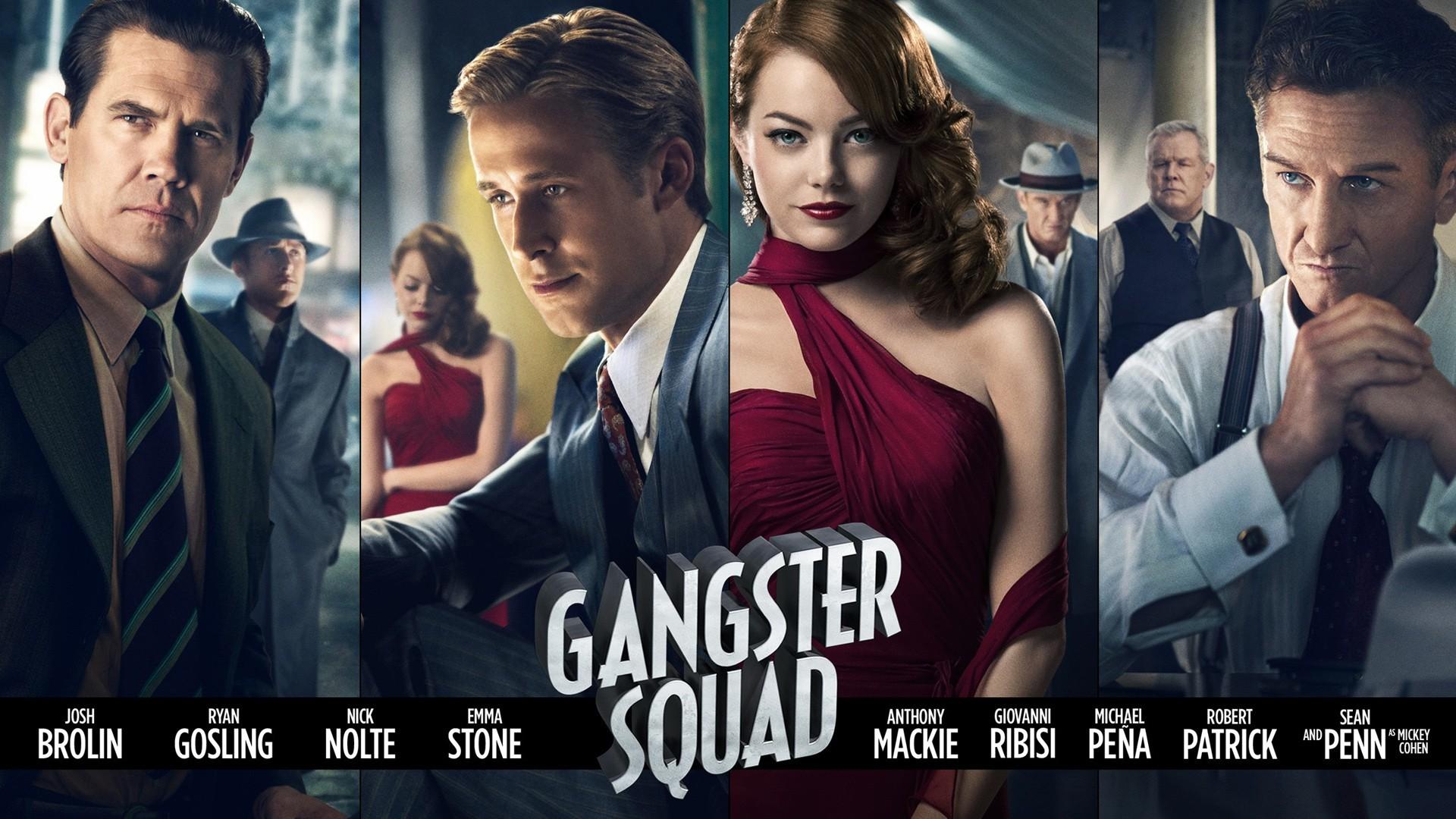 Description: Download Gangster Squad 2013 Movie Movies wallpaper …
