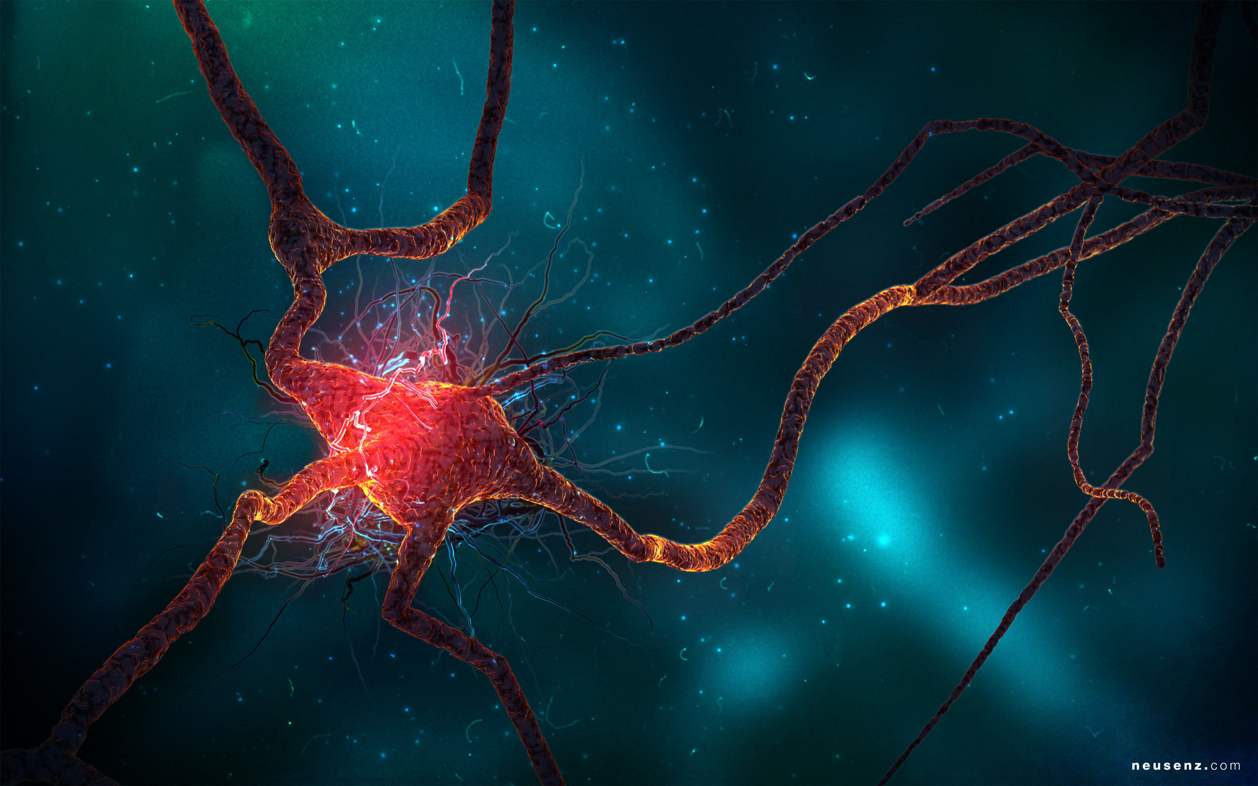 Download creative neuron cell wallpaper & Background Free – Images, Photos,  Pics
