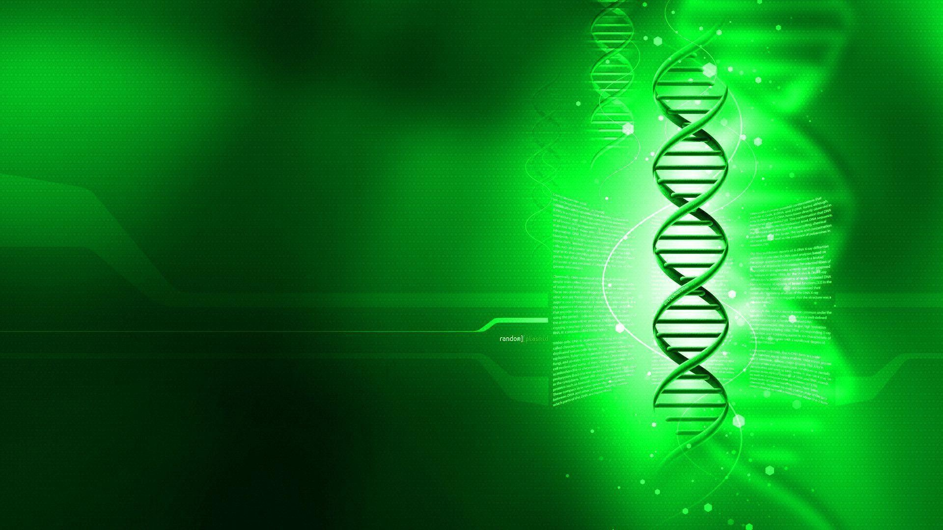 Wallpapers For > Biology Wallpaper Dna