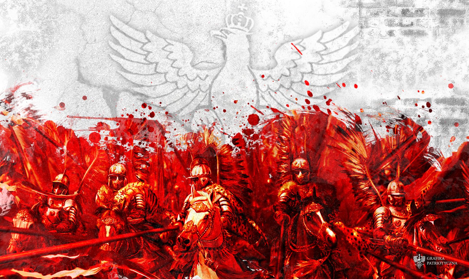 Polish Hussars Patriotic Wallpaper by B0dziu on DeviantArt