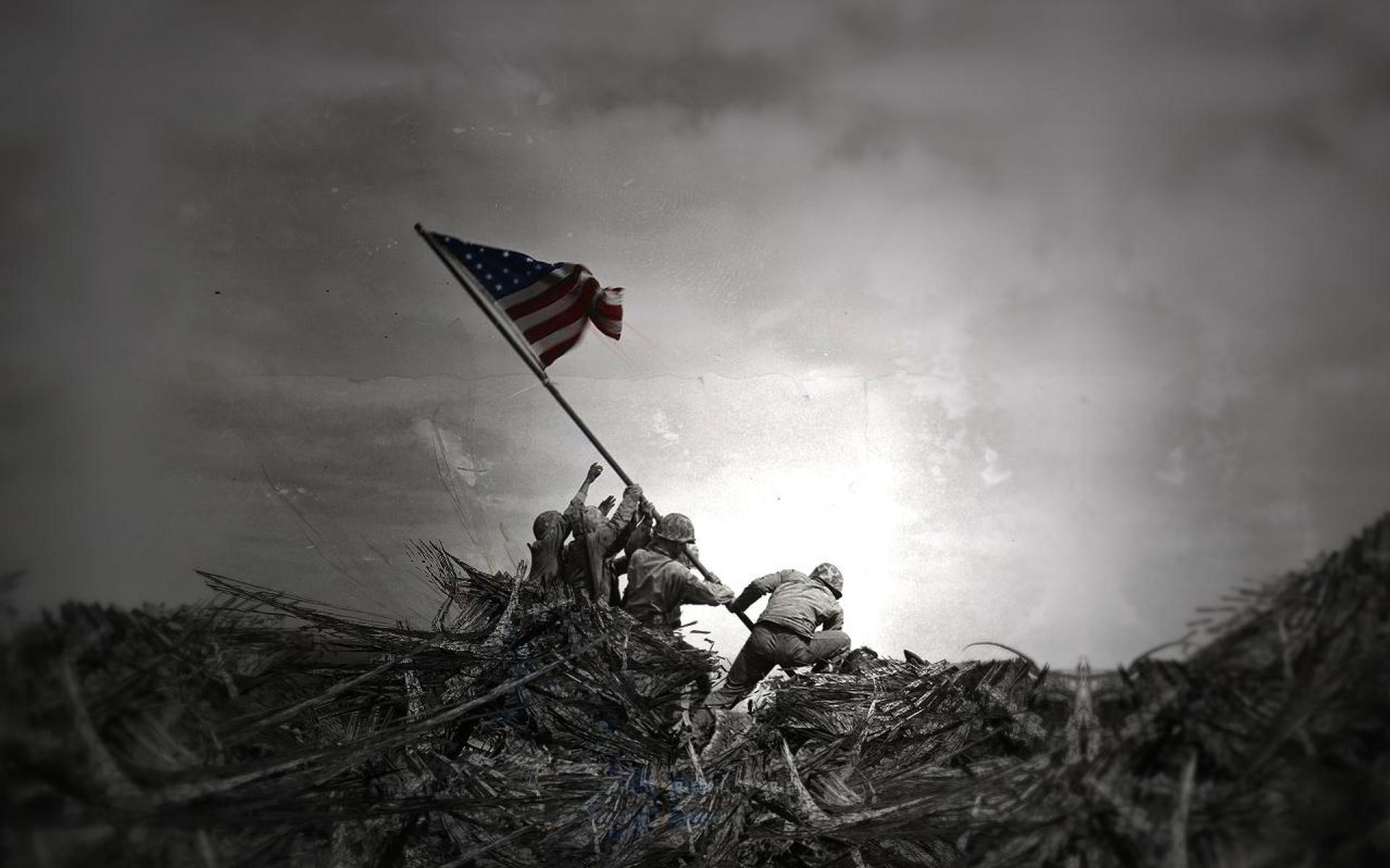 Patriotic Military Desktop Wallpaper Images & Pictures – Becuo