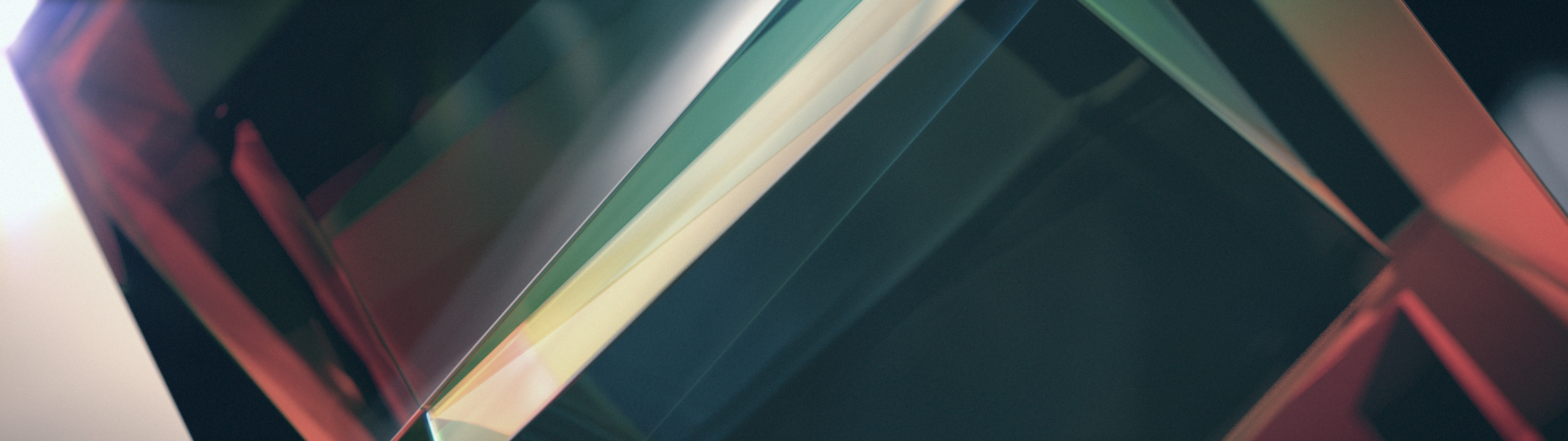 Abstract Dual Monitor (3840×1080)[OC] …