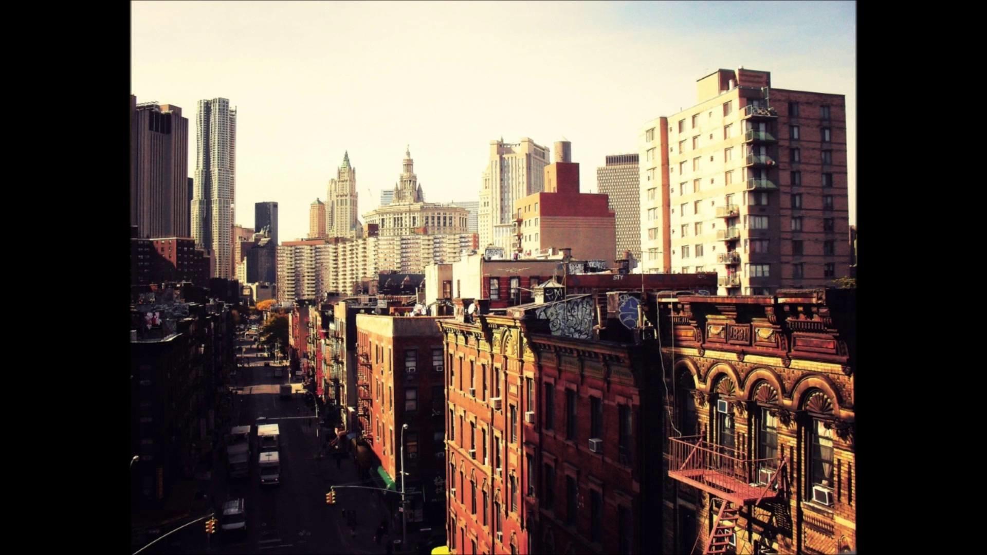 """New York Vibes"" Old School/Chilling/Hip Hop Instrumental"