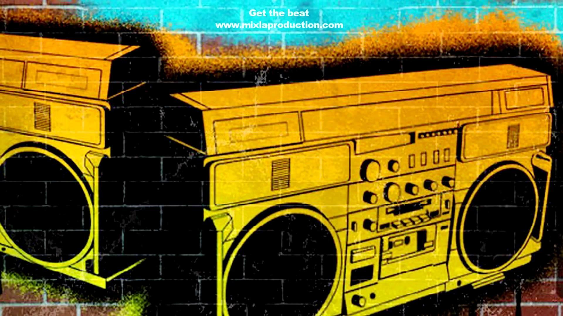 Simple 90's Old School Hip Hop Rap Instrumental
