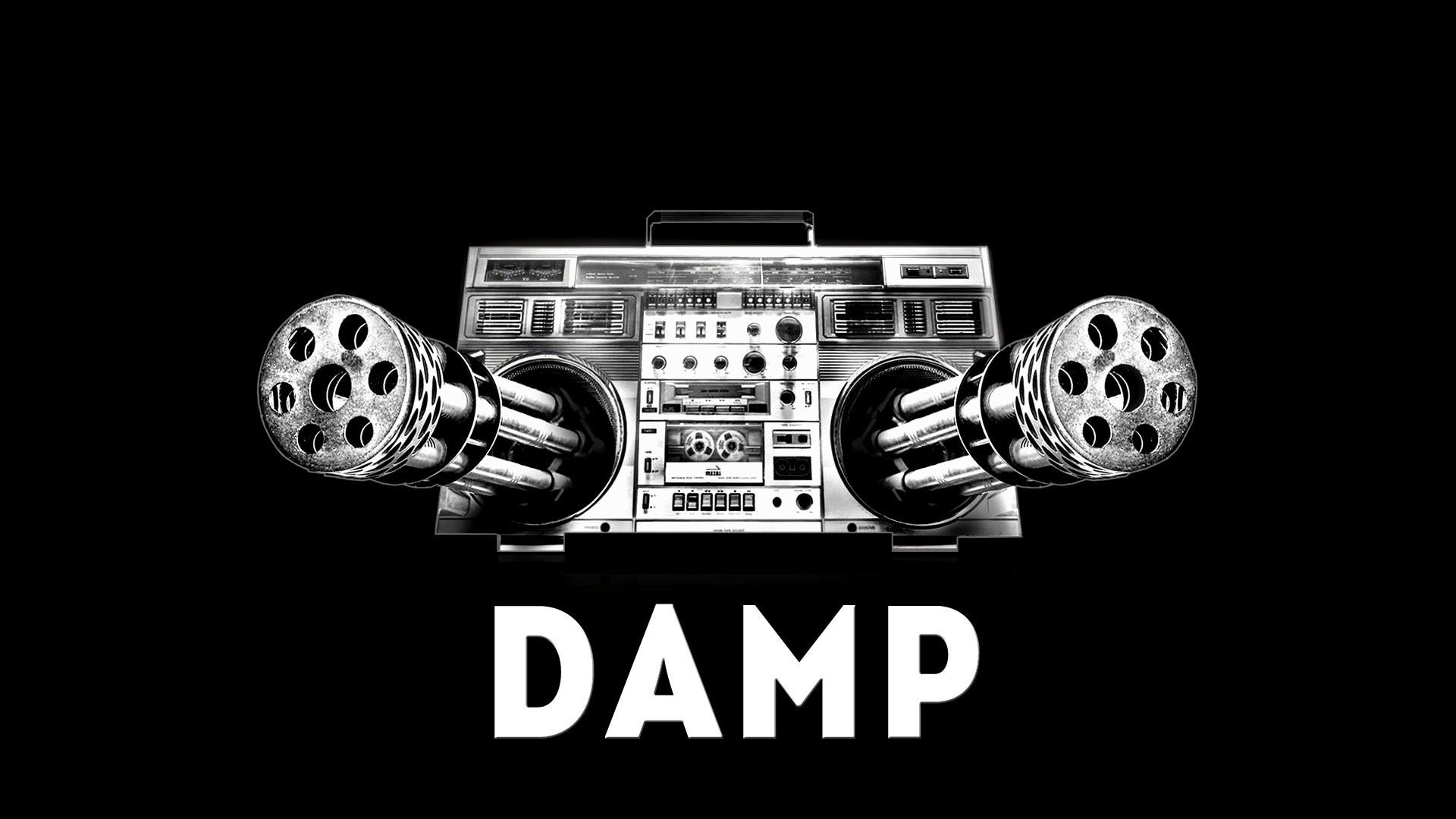 DAMP Fast OldSchool HipHop Old School Hip Hop Wallpaper