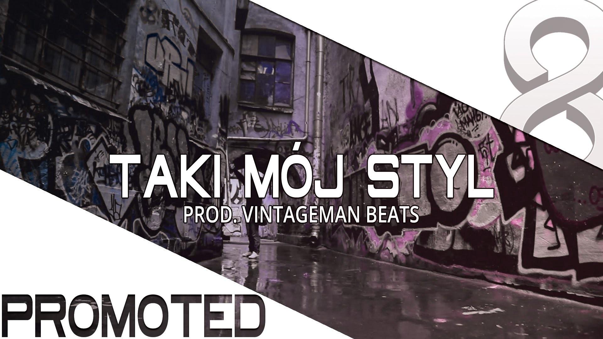 Classic Oldschool Hip Hop Beat | Sampled Rap Instrumental – Taki Mój Styl –  VintageMan Beats