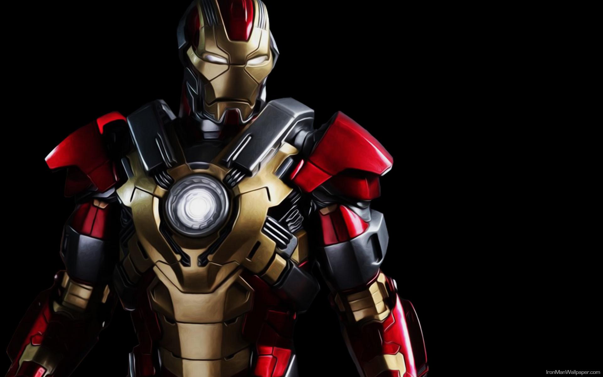 Iron Man Wallpaper HD 1366×768