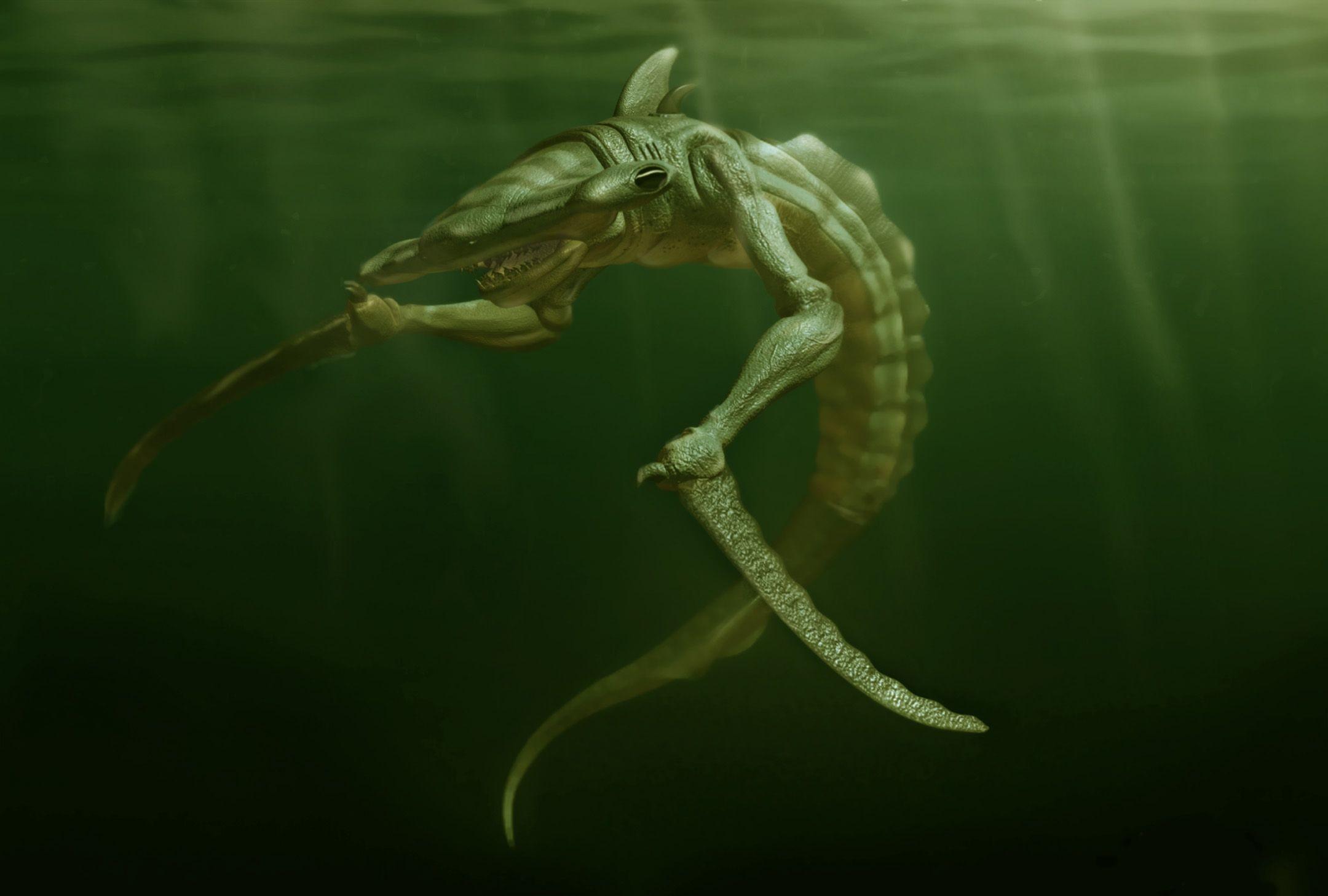 116 Sea Monster HD Wallpapers