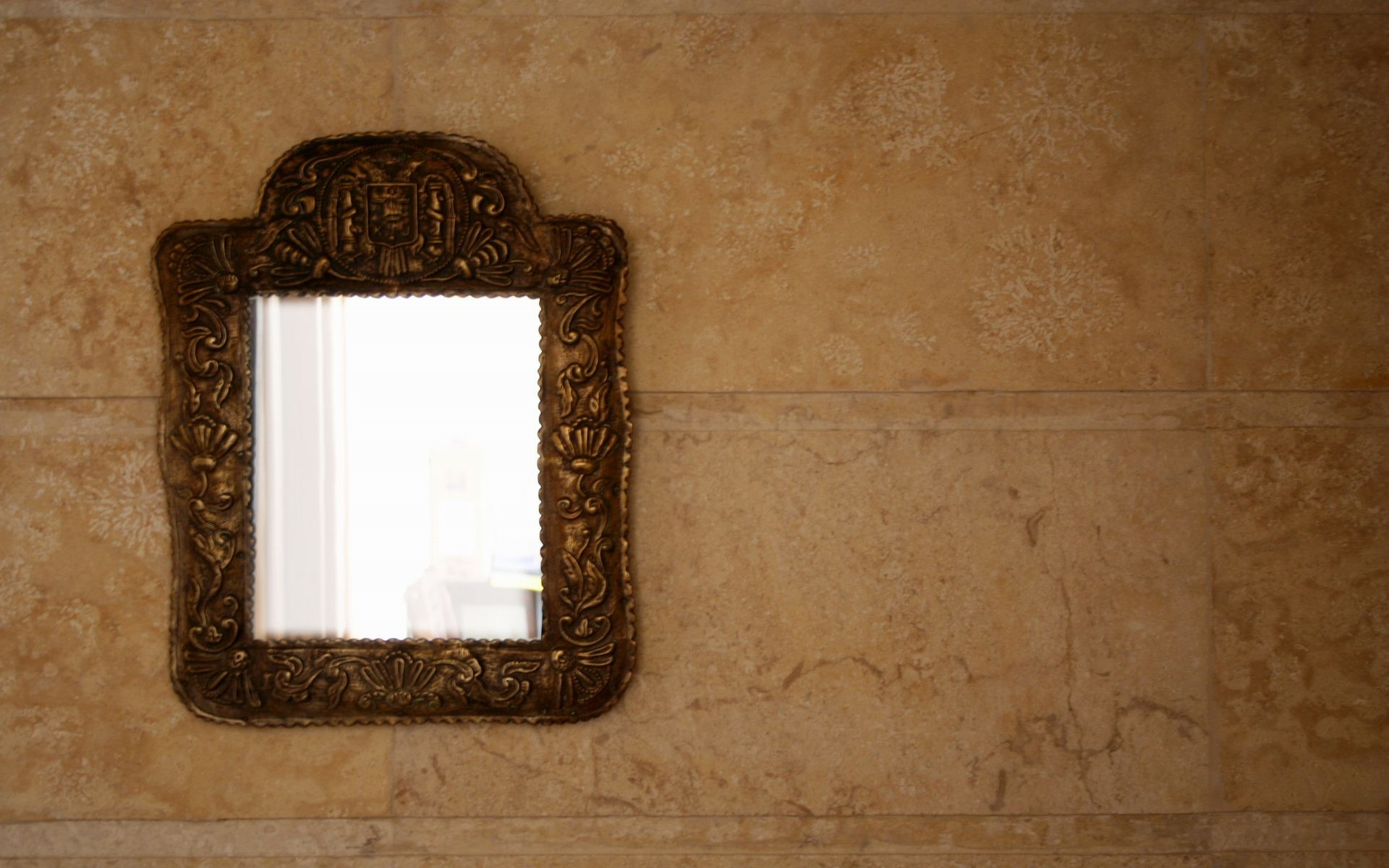 Full Image for Mirror Wallpaper For Walls 116 Nice Decorating With Updated  …