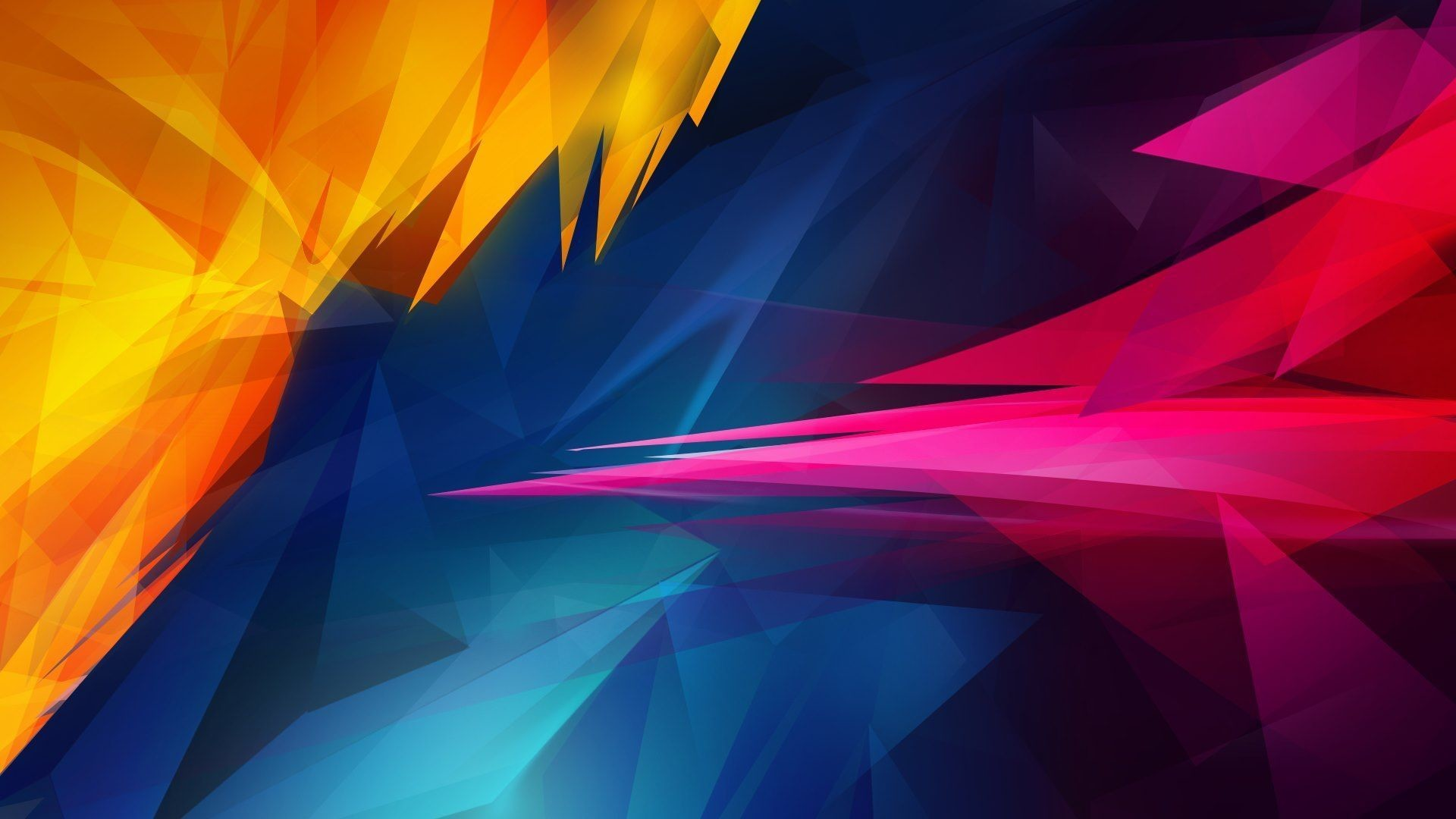 Abstract Sharp Shapes uhd wallpapers – Ultra High Definition .