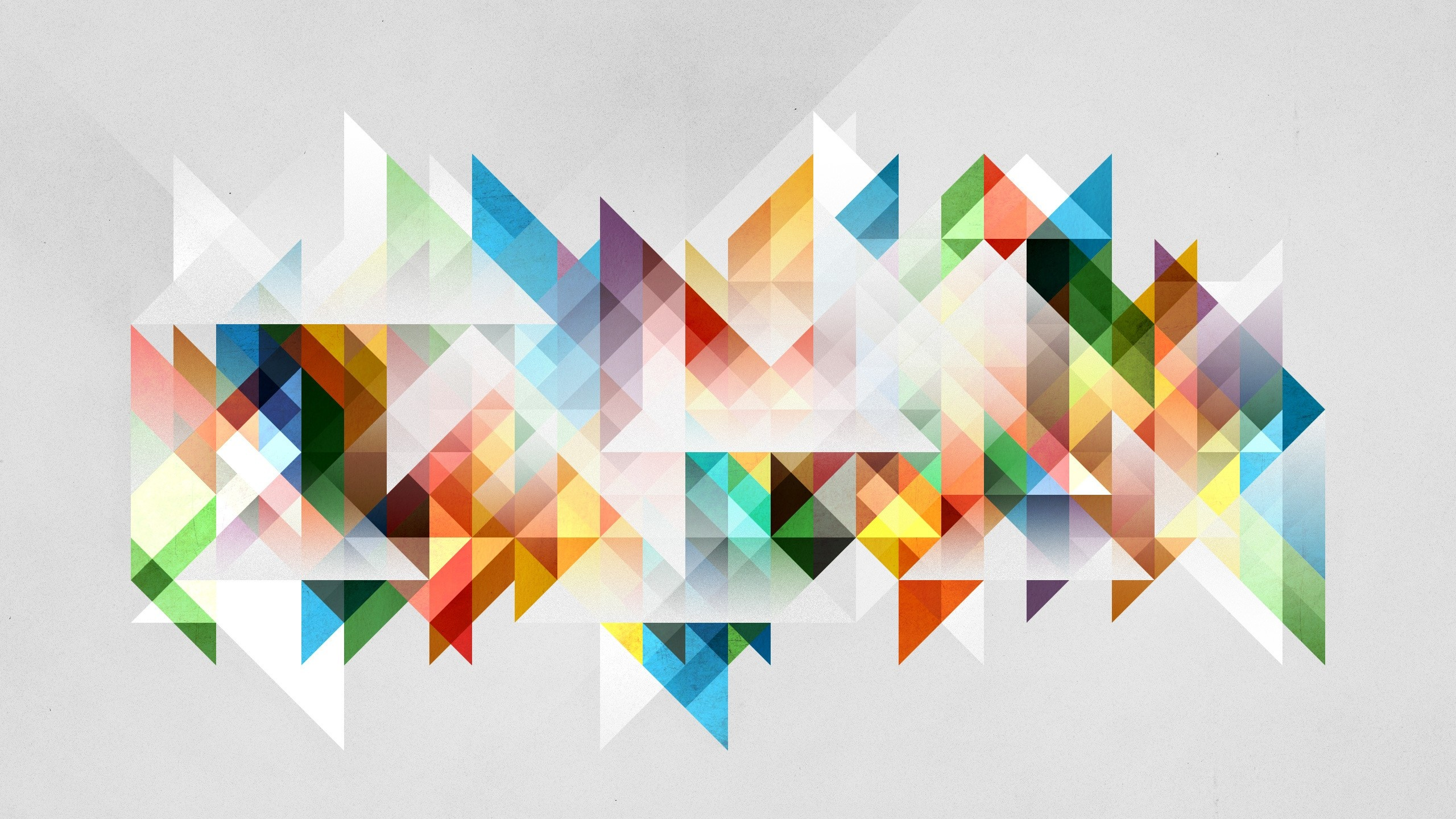 Preview wallpaper abstraction, geometry, shapes, colors 2560×1440