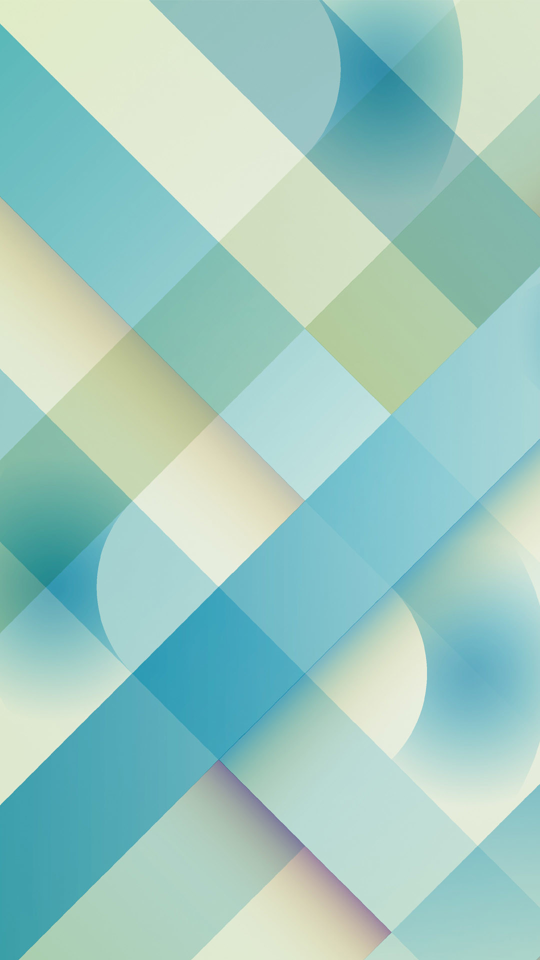 Nexus 5 Android 4.4 KitKat Default Light Blue Shapes Android Wallpaper .