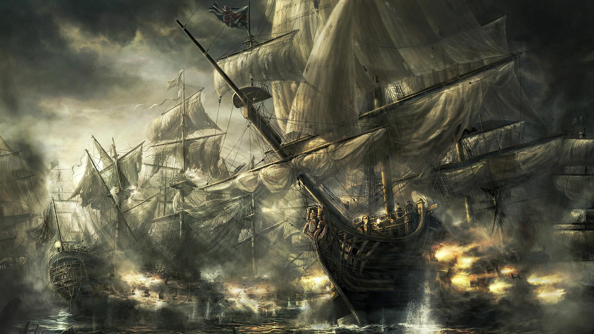Sea Pirate Picture