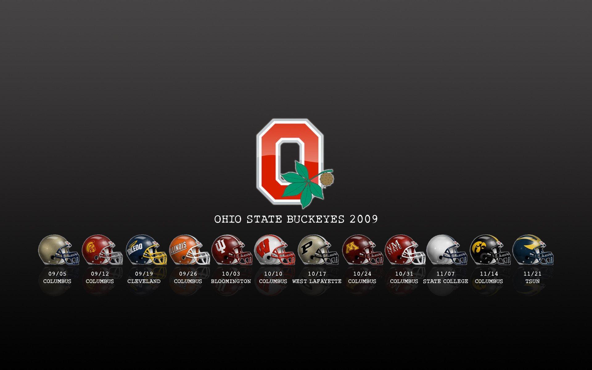 Ohio State Football Wallpaper