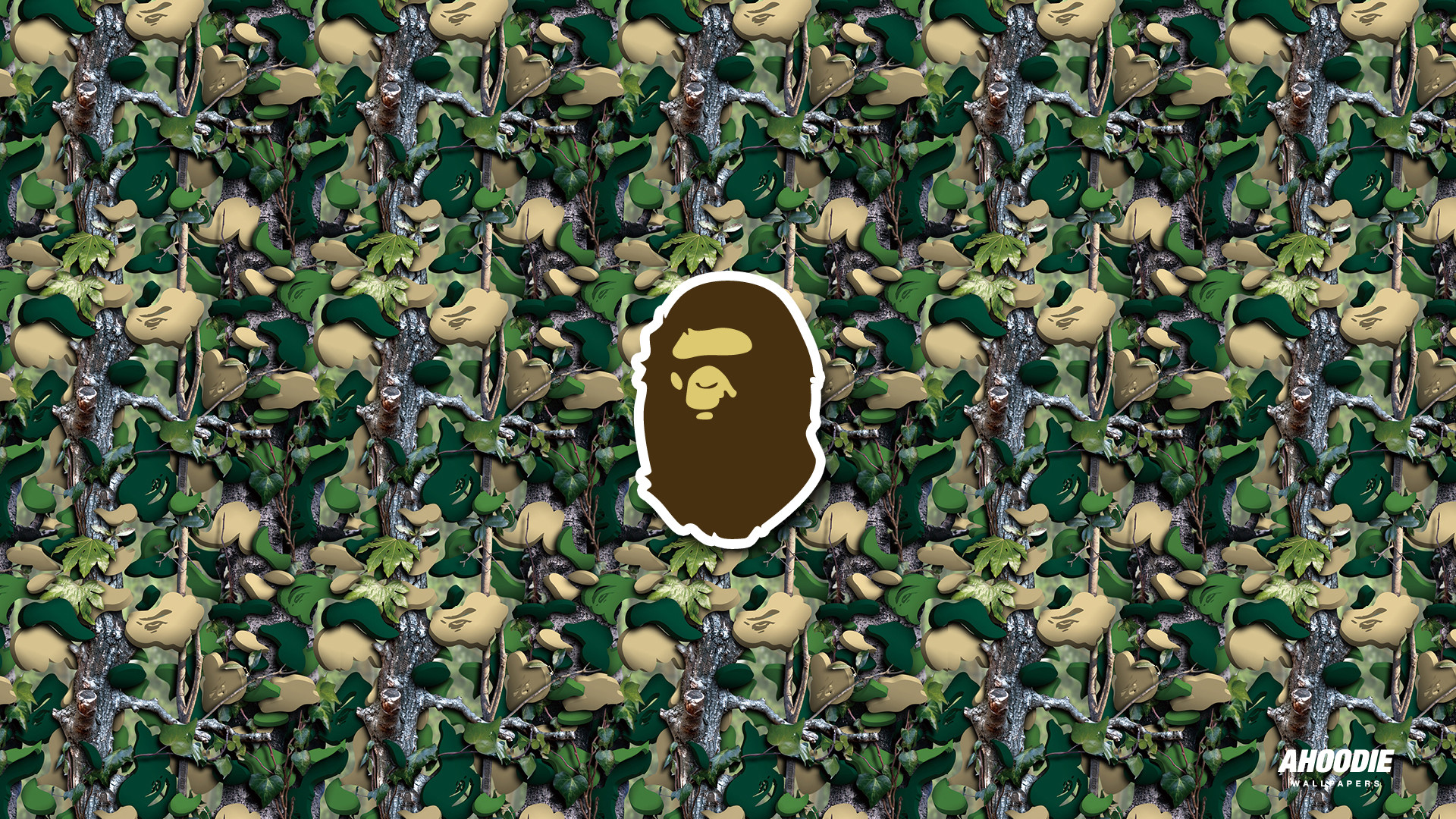 BAPE Camo Wallpapers Wallpapers