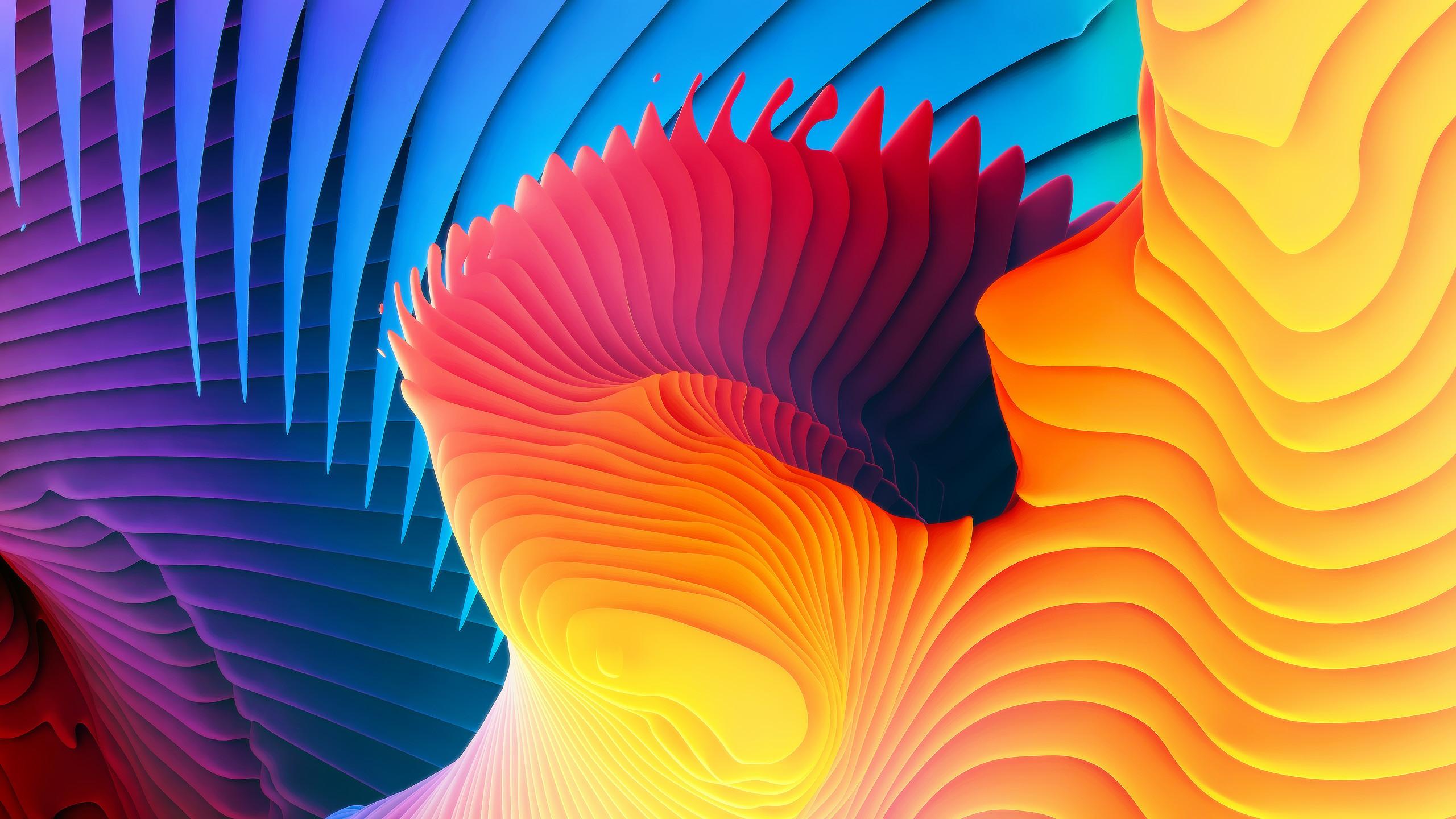 MacBook Pro Event Wallpaper ari weinkle Spiral_2B. Download via  @airweinkle: desktop (2560 …
