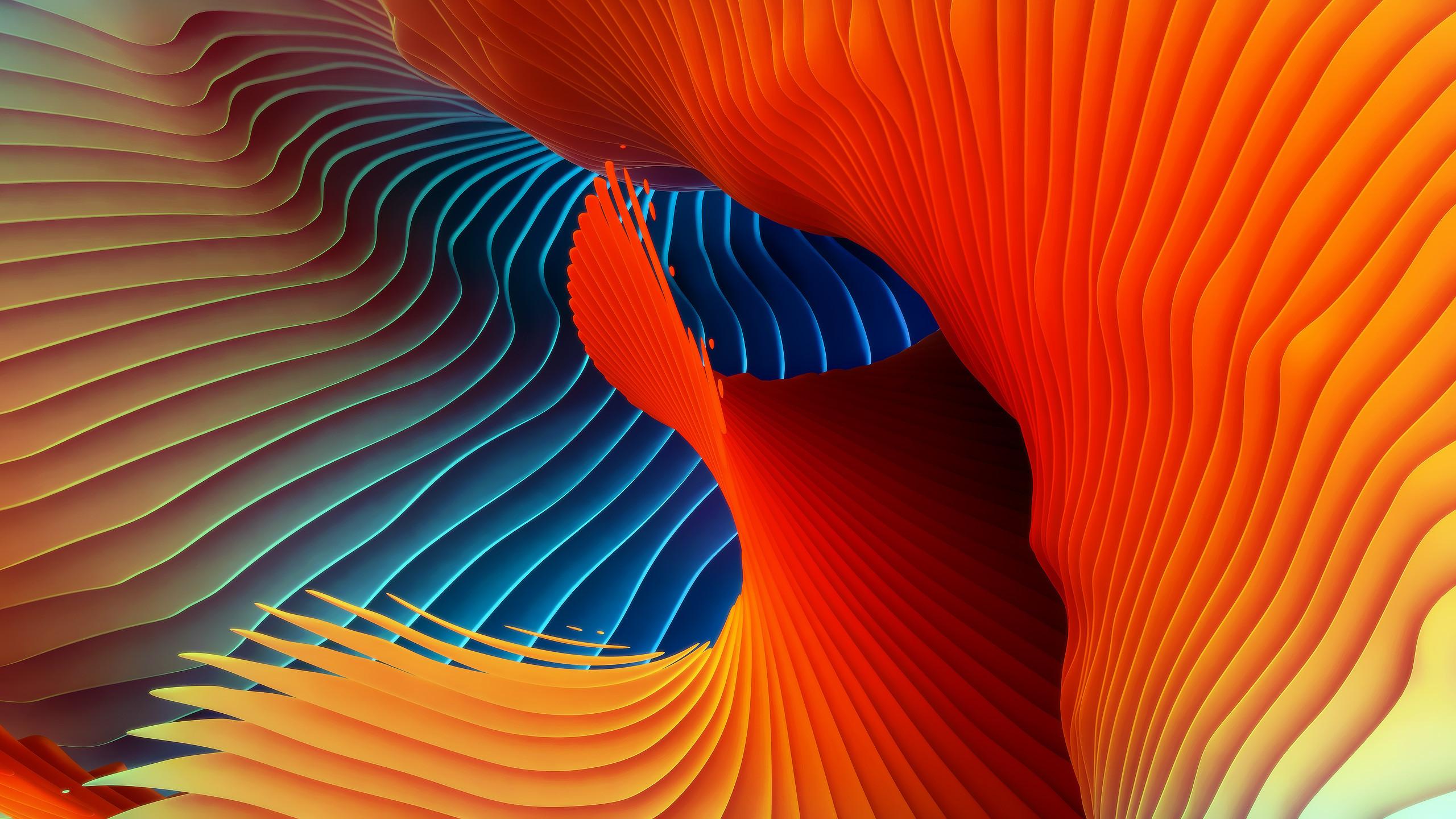 MacBook Pro Event Wallpaper ari weinkle Spiral_4B. Download via  @airweinkle: desktop (2560 …