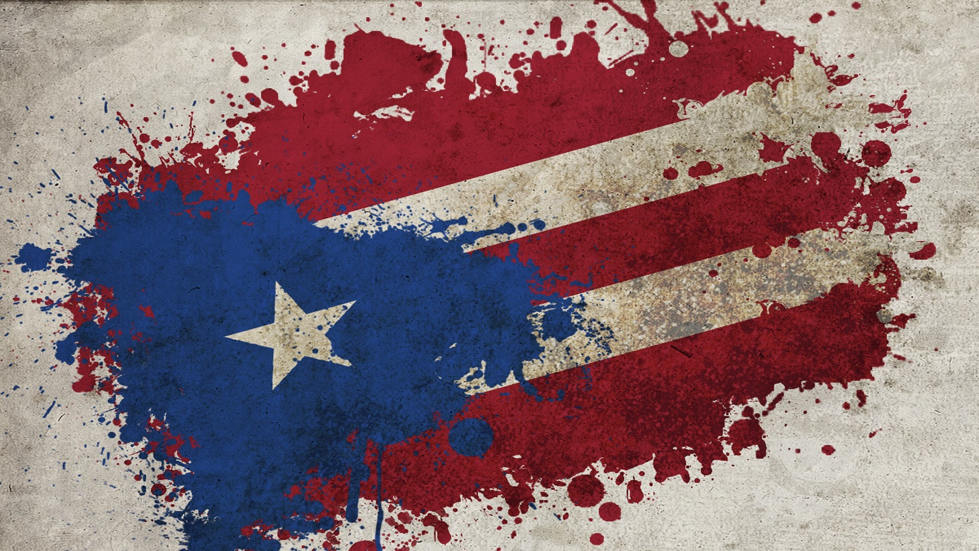 flag of puerto rico : Wallpaper Collection