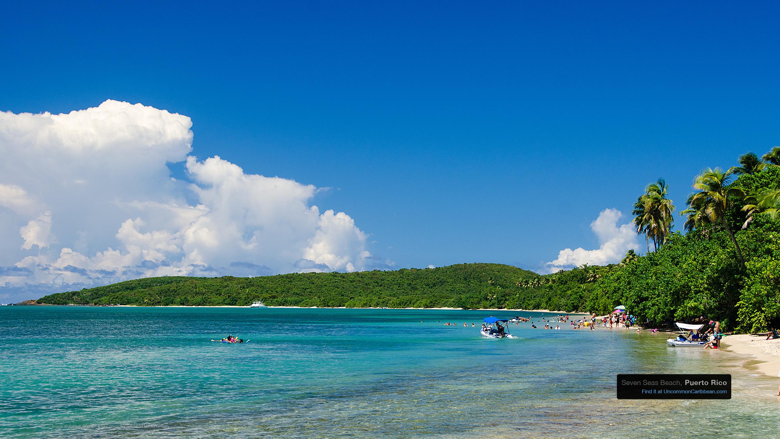 … Barbados Seven Seas Beach, Puerto Rico
