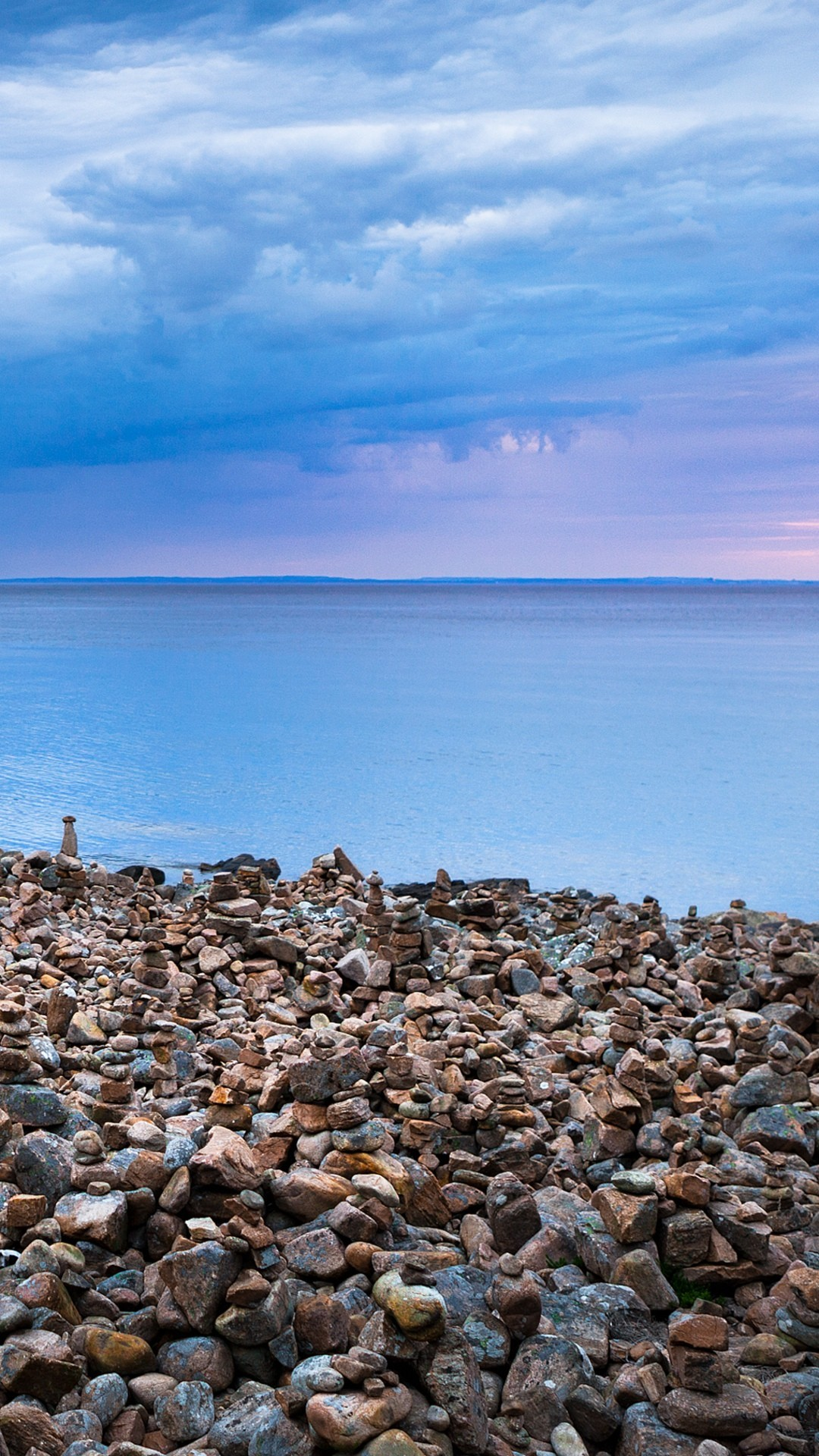 Nature iPhone 6 Plus Wallpapers – Beach Rocks Beautiful Sea iPhone 6 Plus  HD Wallpaper #