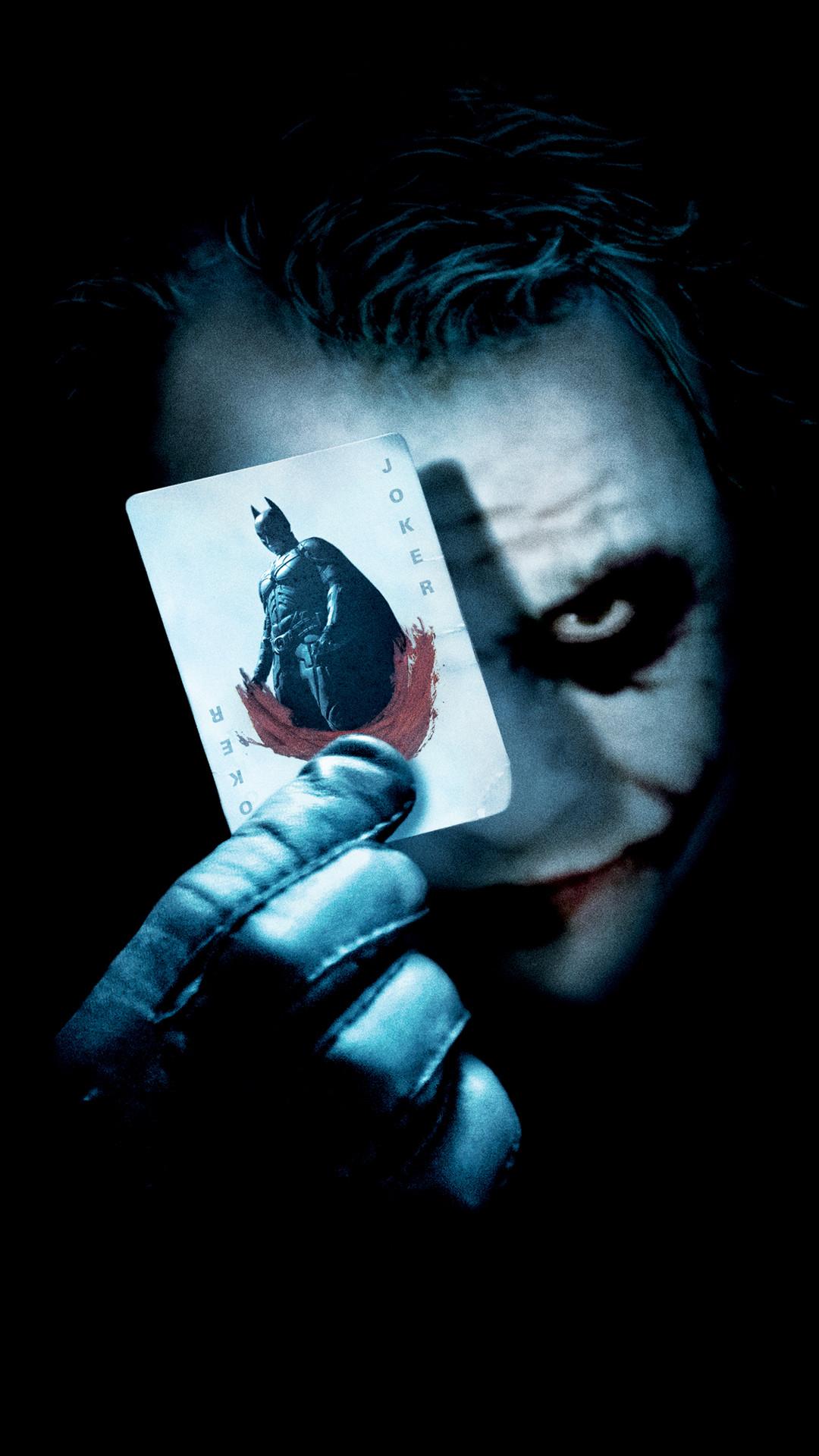 Joker Cell Phone Wallpaper