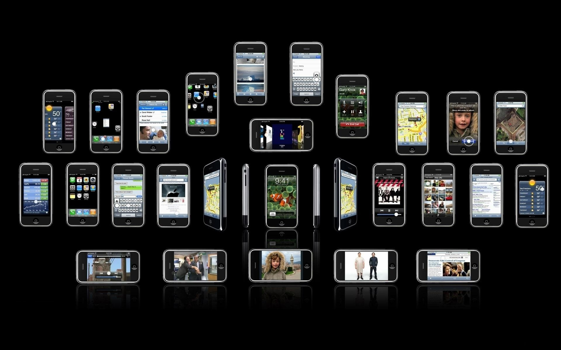 Cell Phones Wallpaper