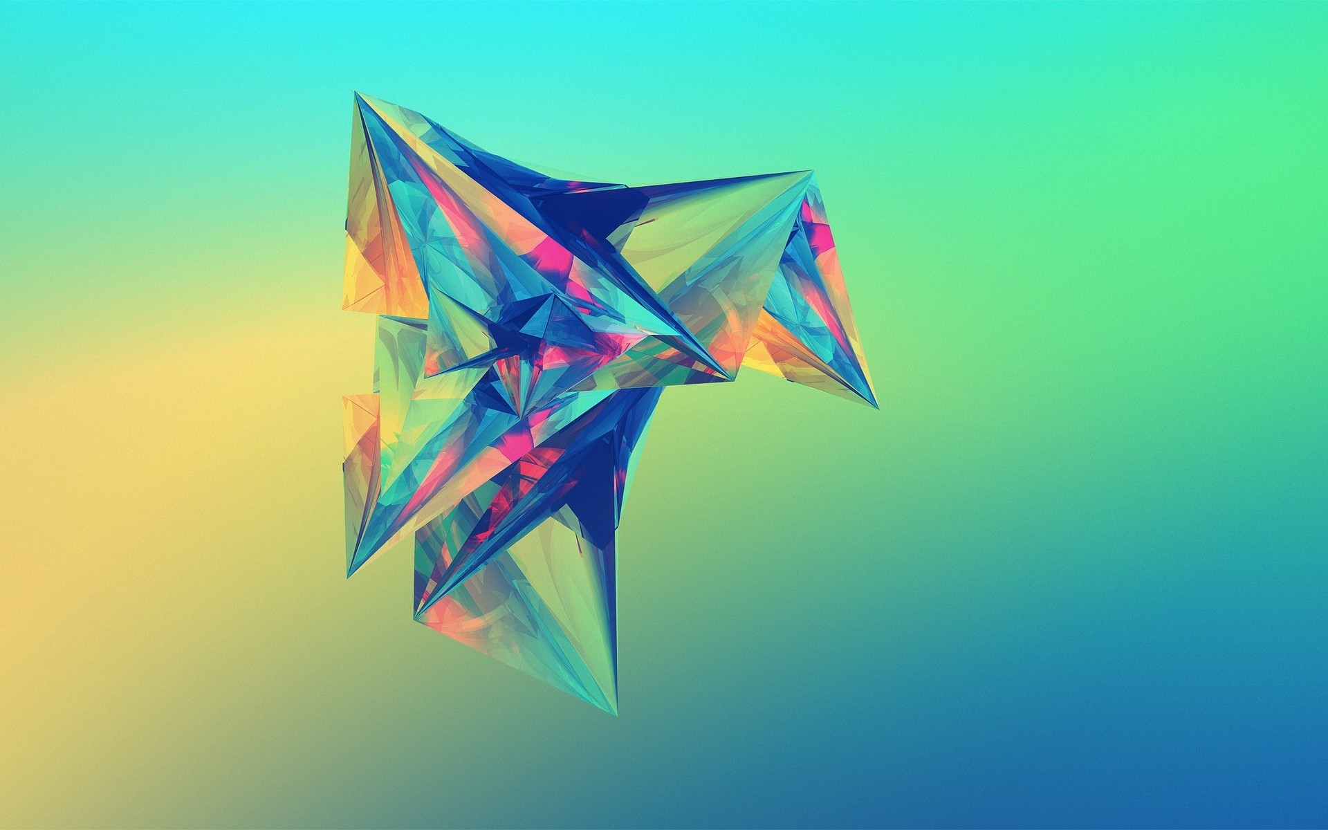 Shapes Wallpapers (24 Wallpapers)