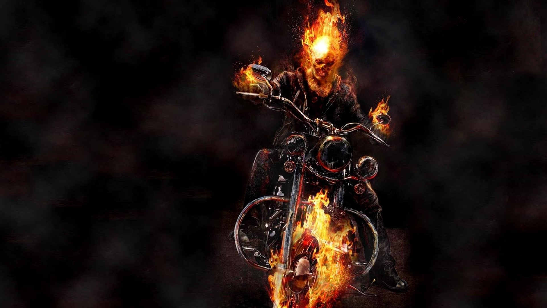 Full HD 1080p Ghost rider Wallpapers HD, Desktop Backgrounds