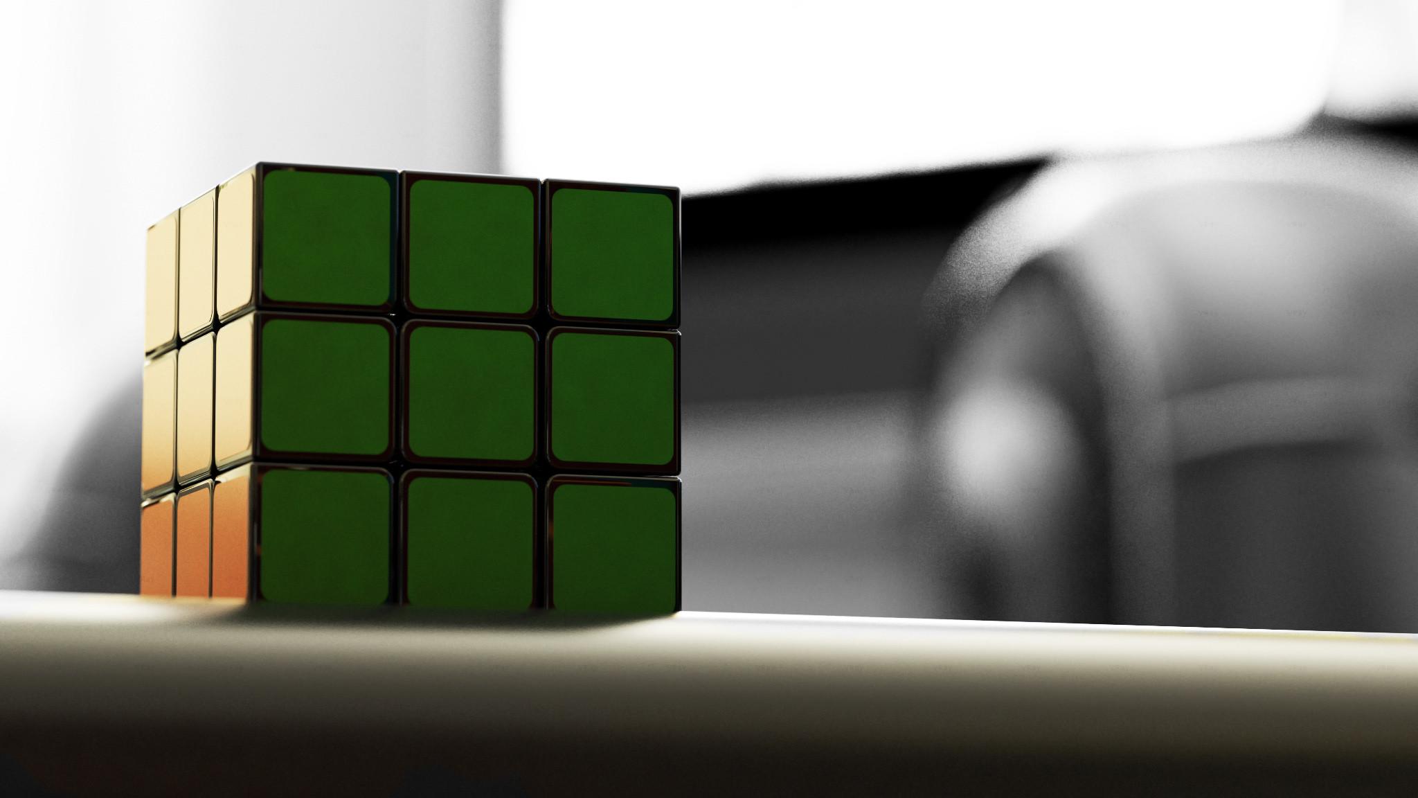 Rubiks cube Wallpaper by DjCanalex Rubiks cube Wallpaper by DjCanalex