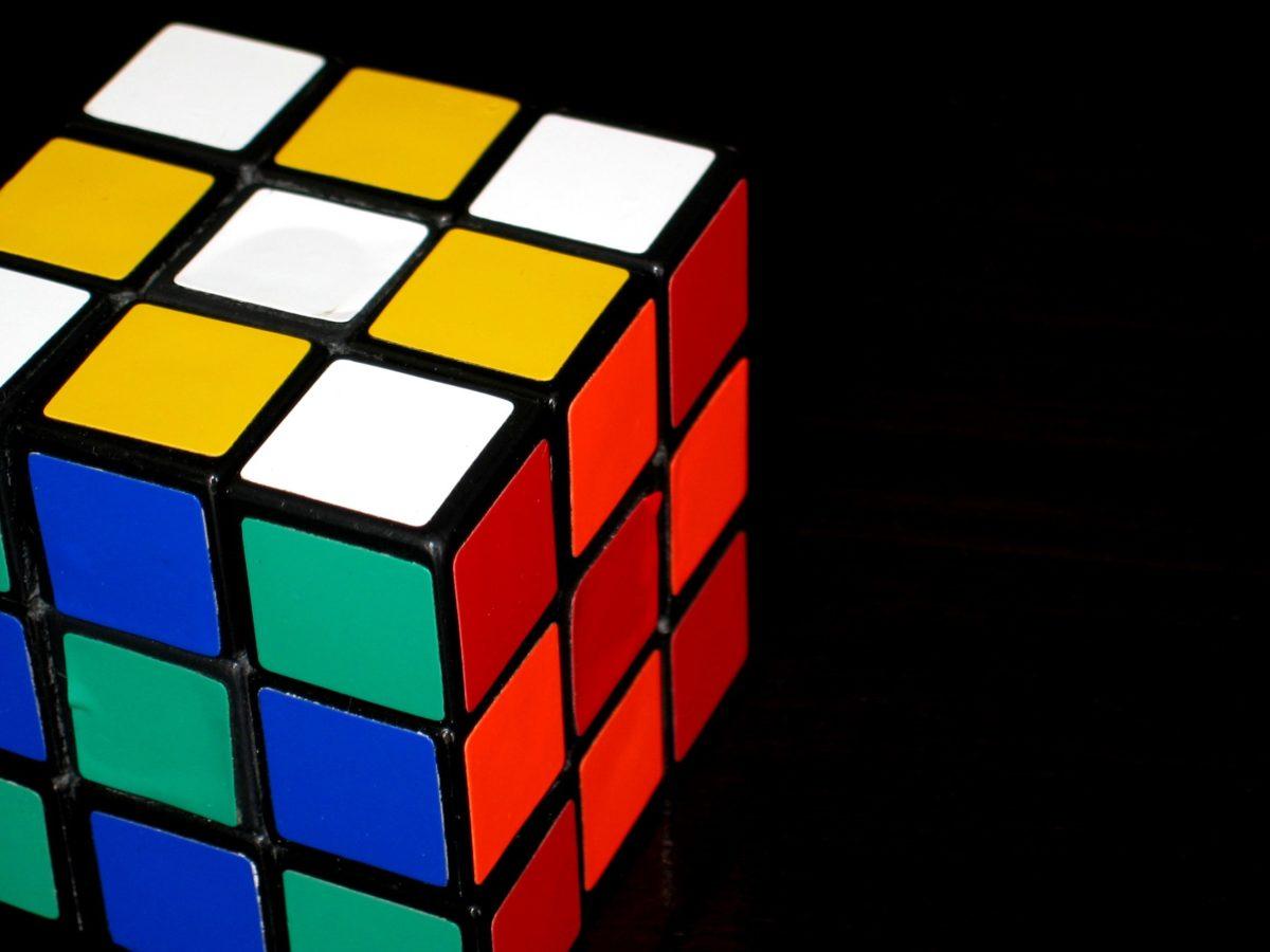 rubiks cube desktop nexus wallpaper