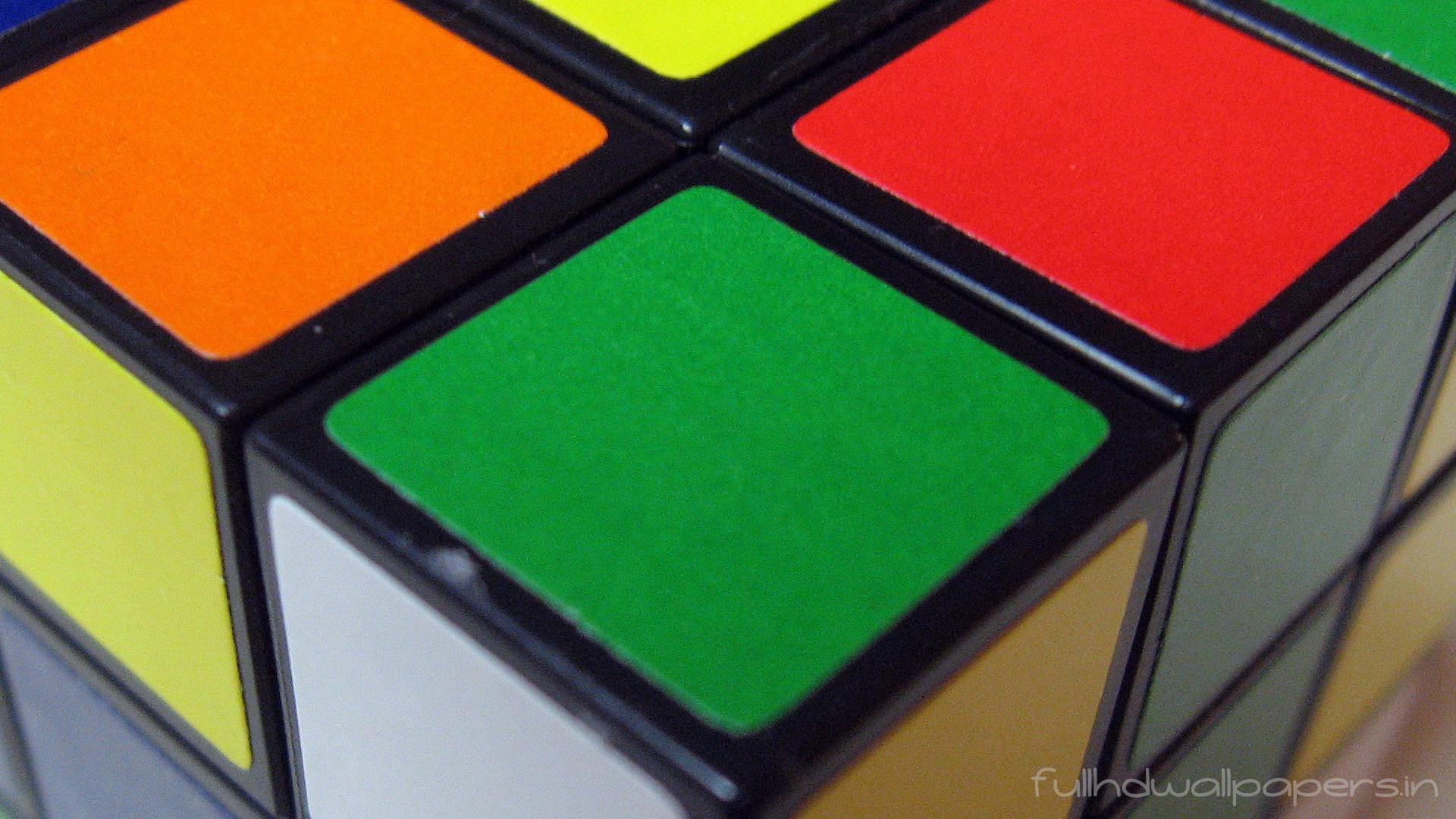Rubik Cube Wallpaper