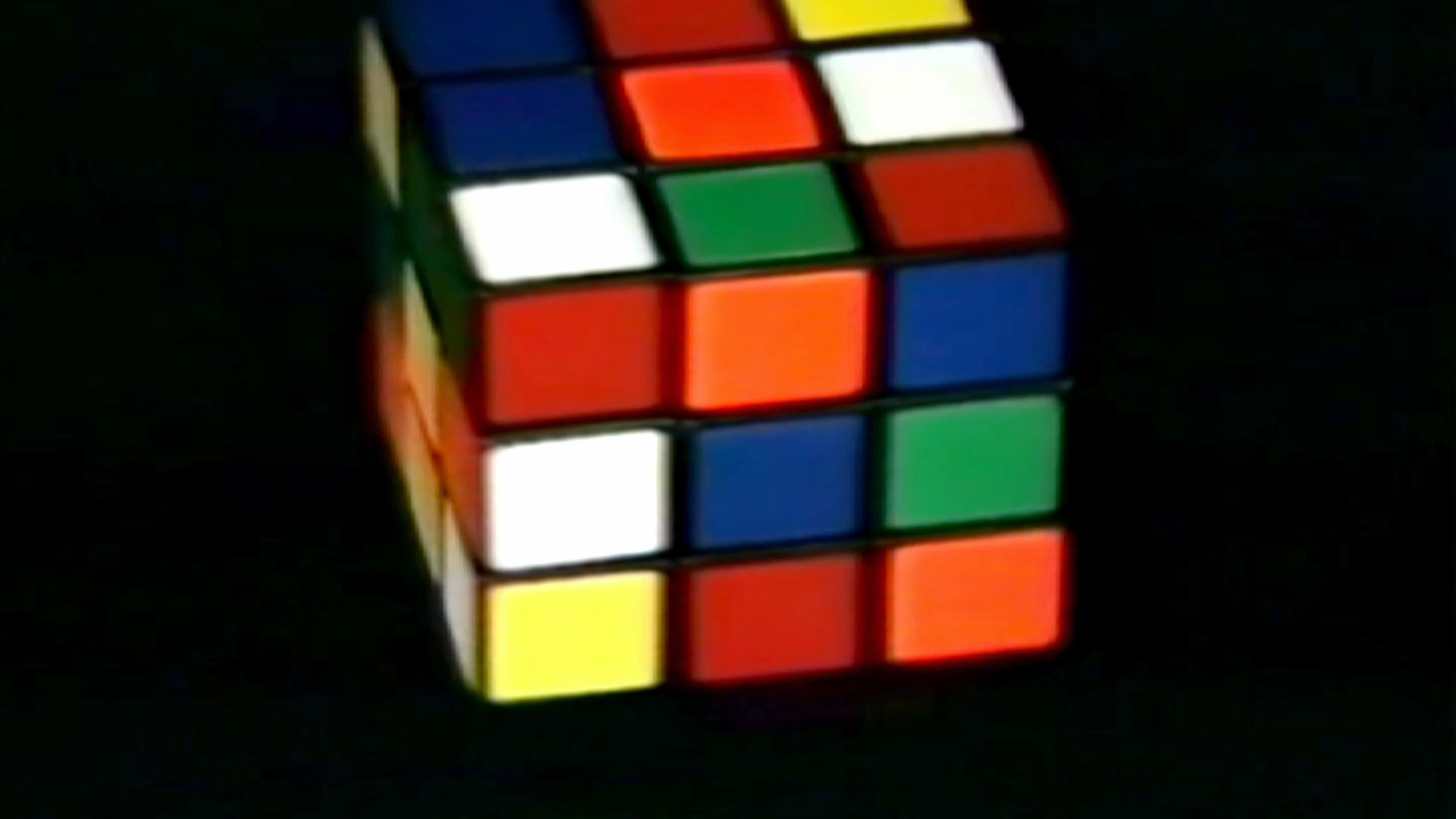 Solving the Rubik's Cube – The '80s: The Decade That Made Us Video –  National Geographic Channel