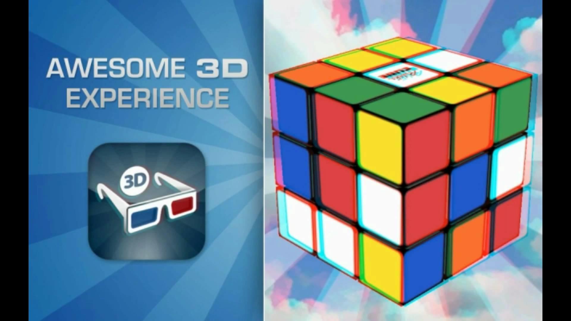 Rubik's Cube for iPad, iPhone, or iPod