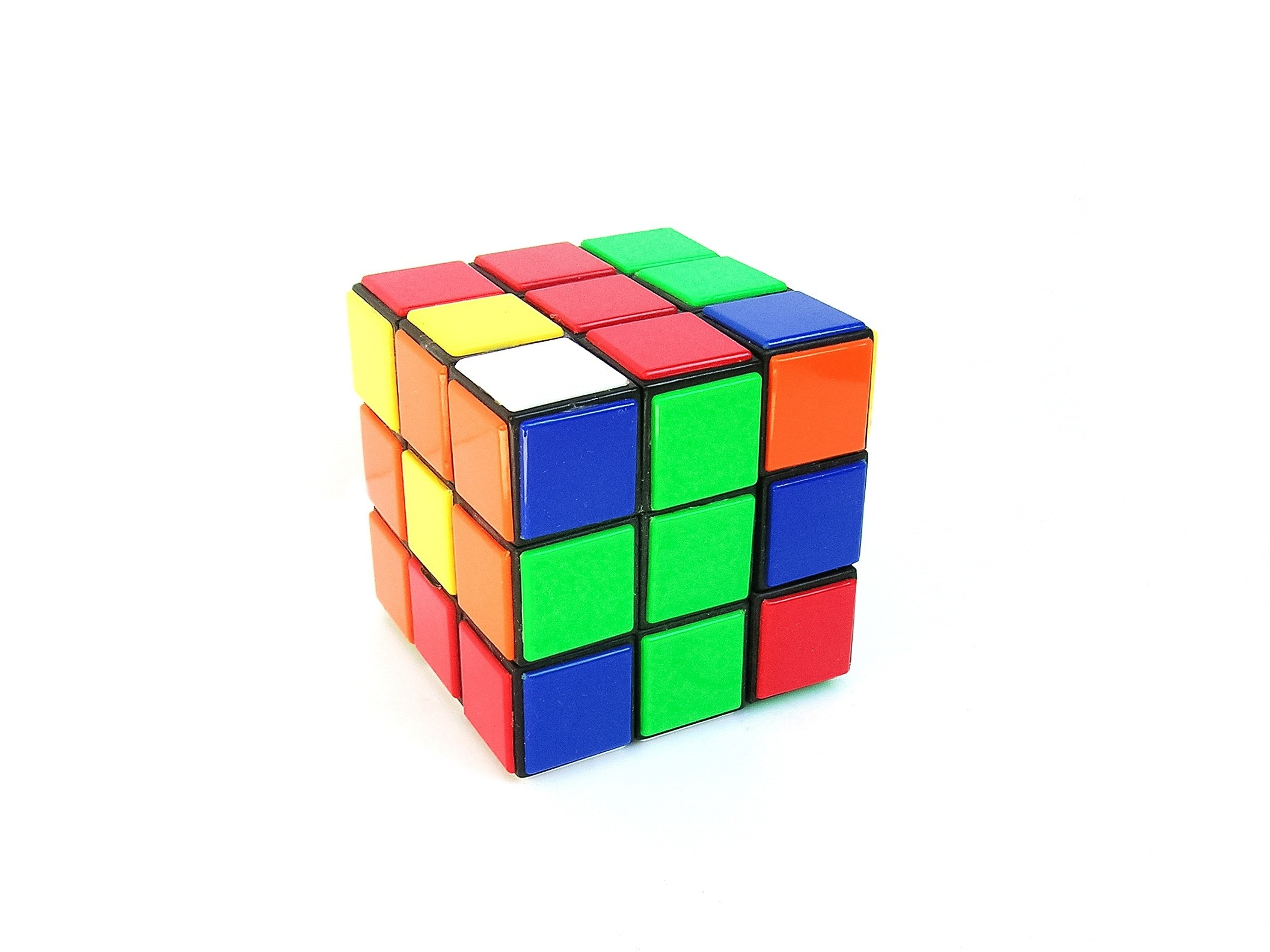 3×3 rubiks cube