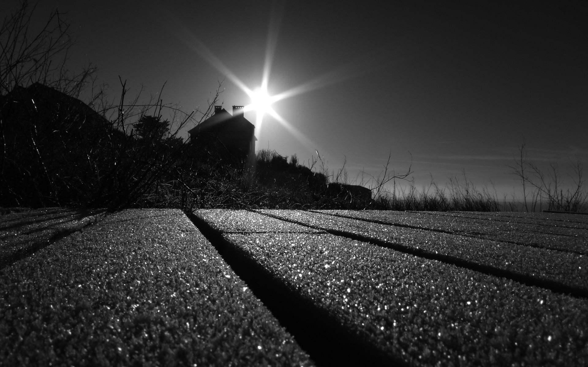 Download: Ocean Deck Morning Light HD Wallpaper