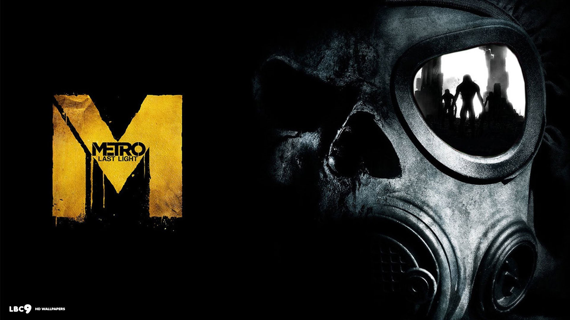 metro last light wallpaper first person shooter games hd