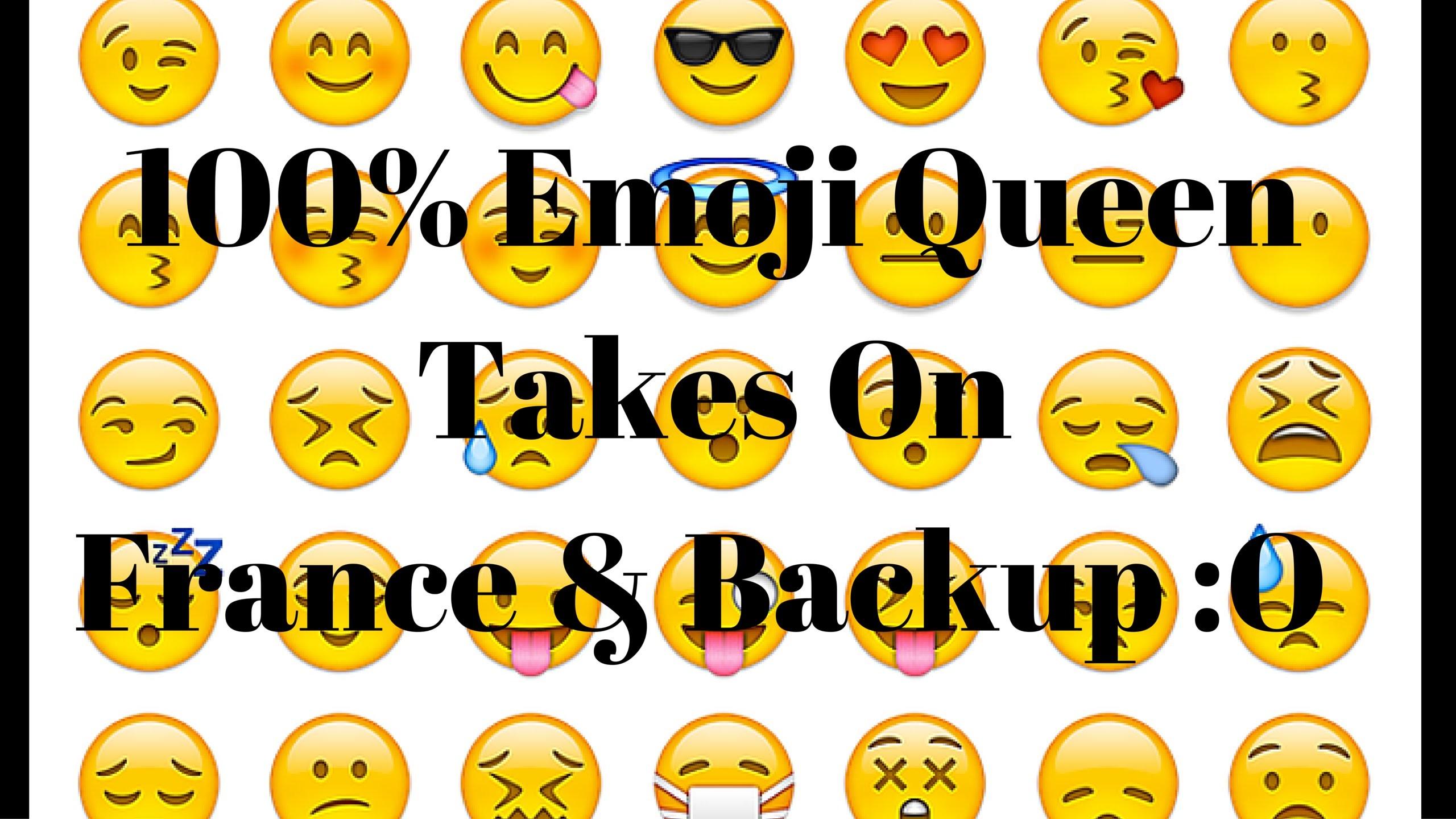 100% Emoji Acc's BackUp And Original xx