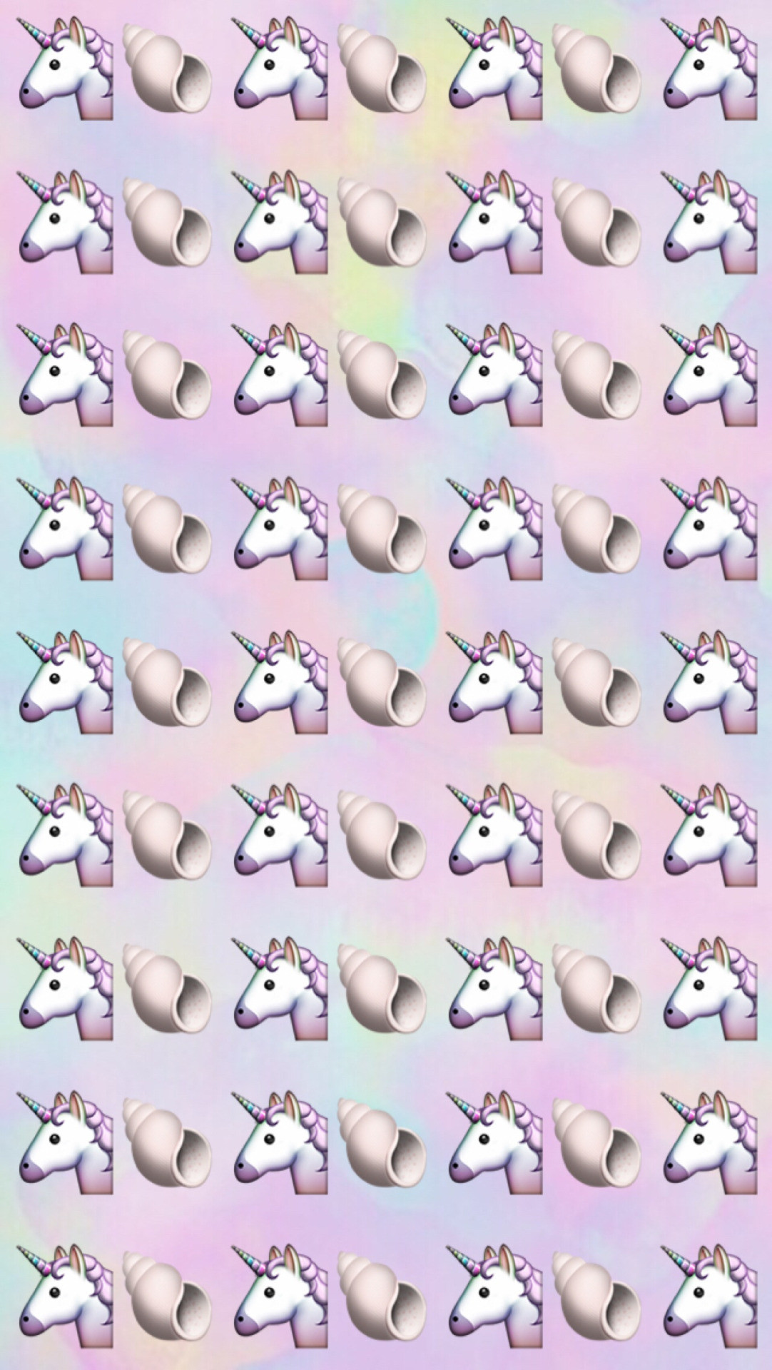 Unicorn emoji backgrounds • like if you save/use -A