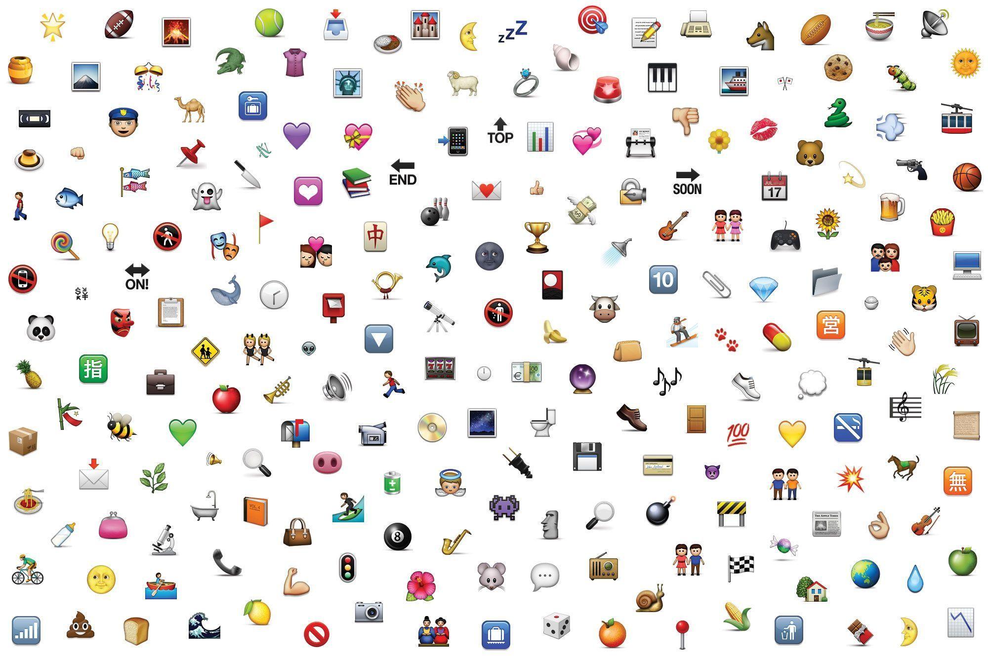 Emojis Wallpapers – Wallpaper Cave