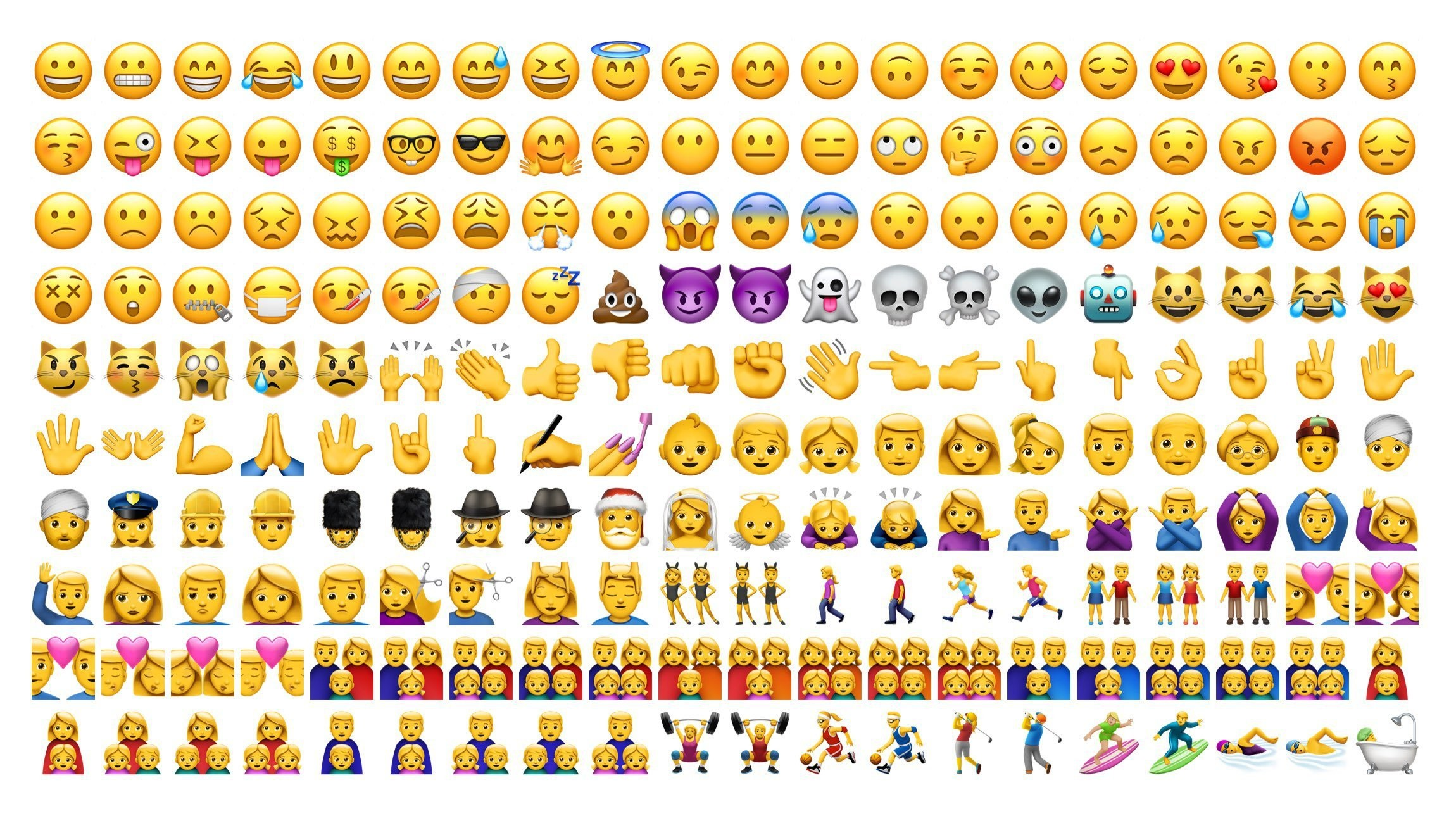 The Poo Emoji Looks Different and Other Important iOS 10 Changes | Inverse