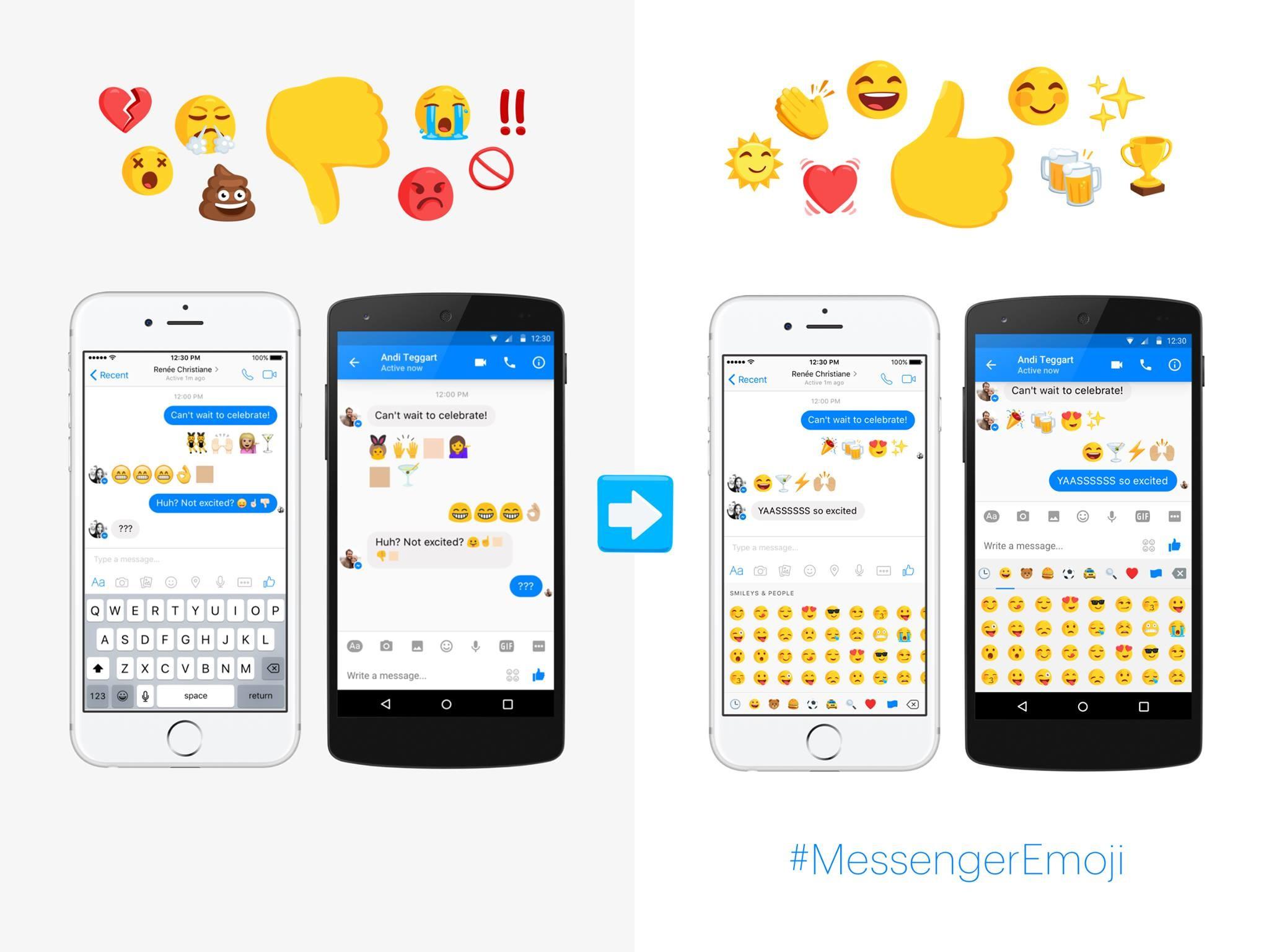 """FAcebook Messenger emoji image 002. """""""