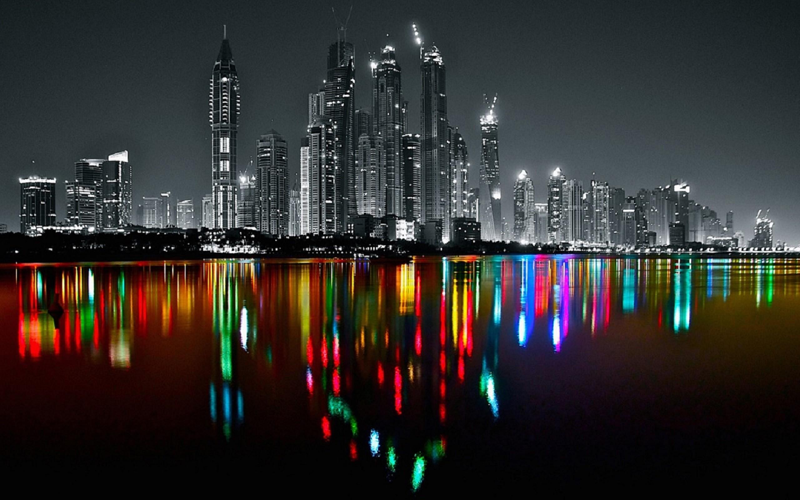 Dubai Modern Art Photography Wallpaper