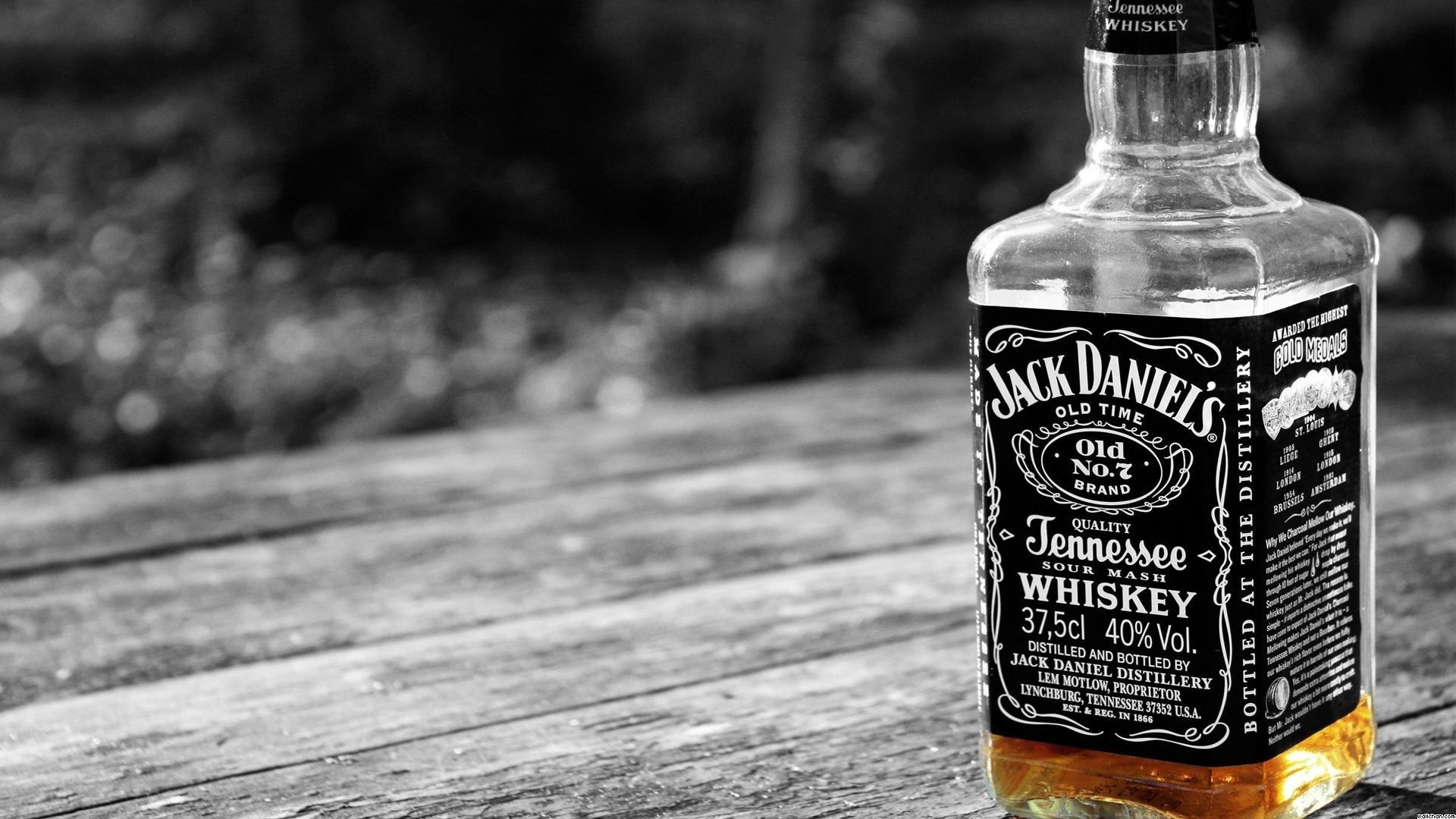 Jack Daniel Drink HD Wallpaper