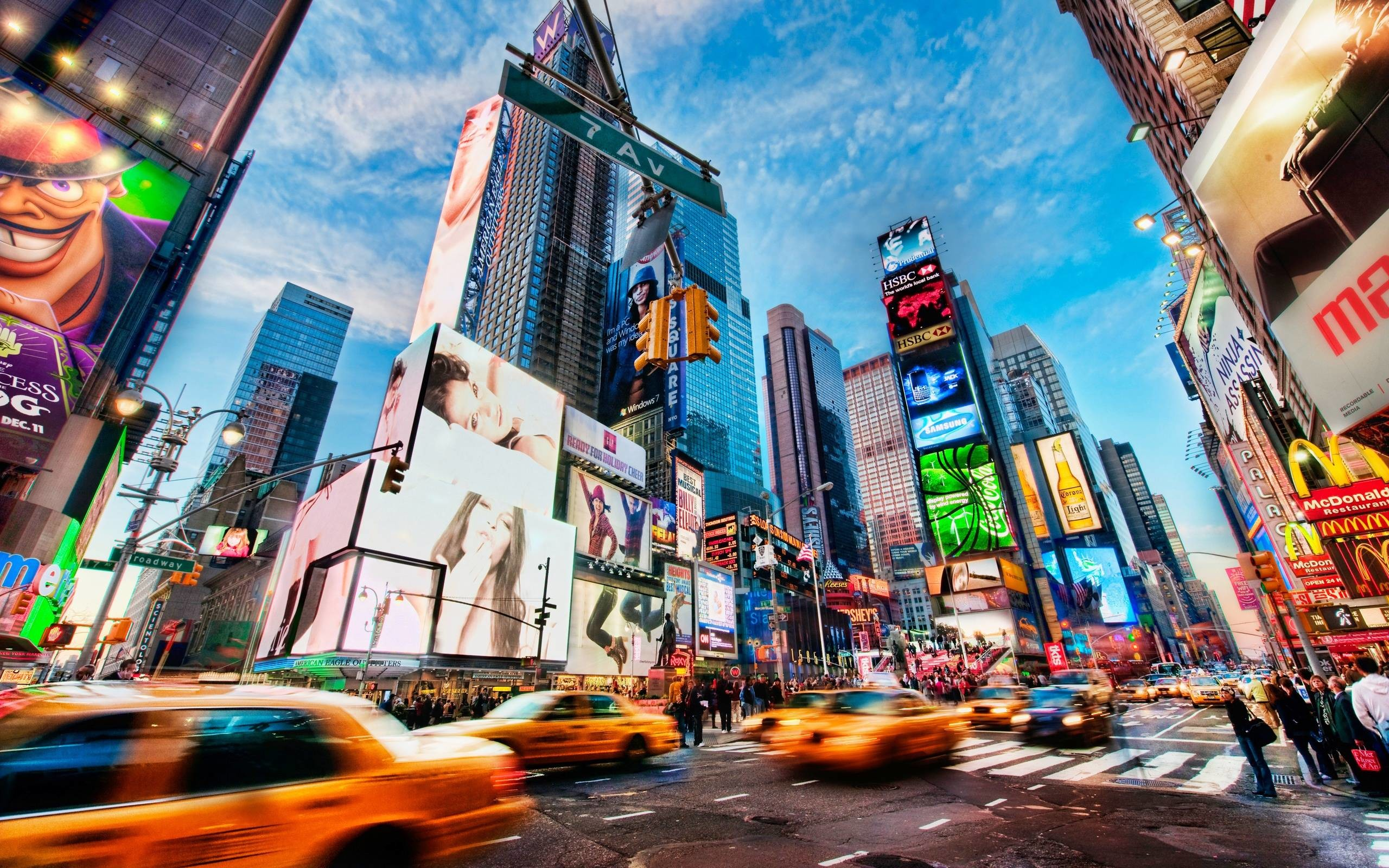 … New York City Wallpapers HD Pictures