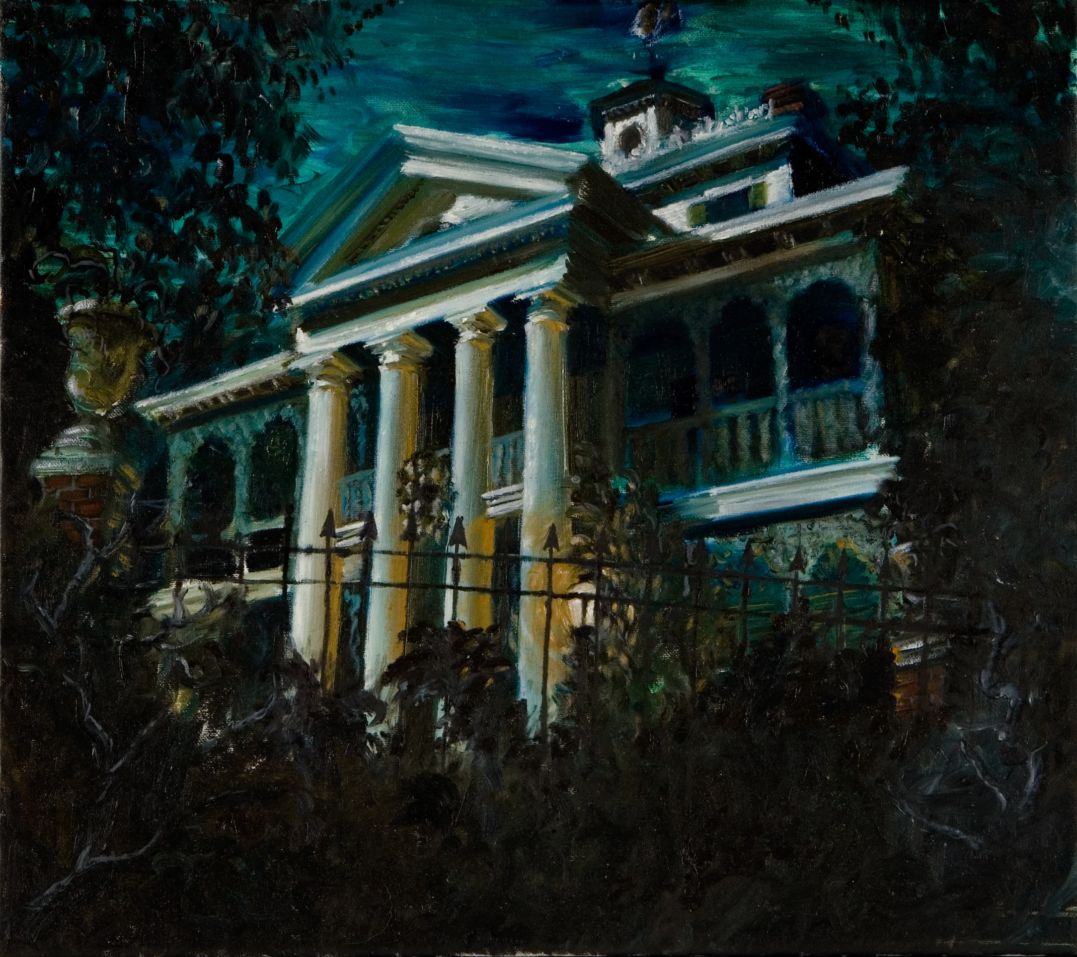 If your scared of haunted mansions, then walk away from it and never enter  inside. | other | Pinterest | Haunted mansion
