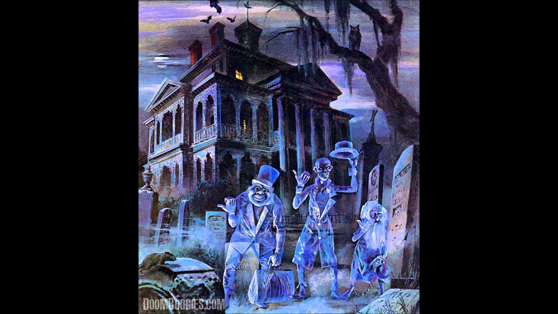 Disney's Haunted Mansion Voices by Samuel Williams