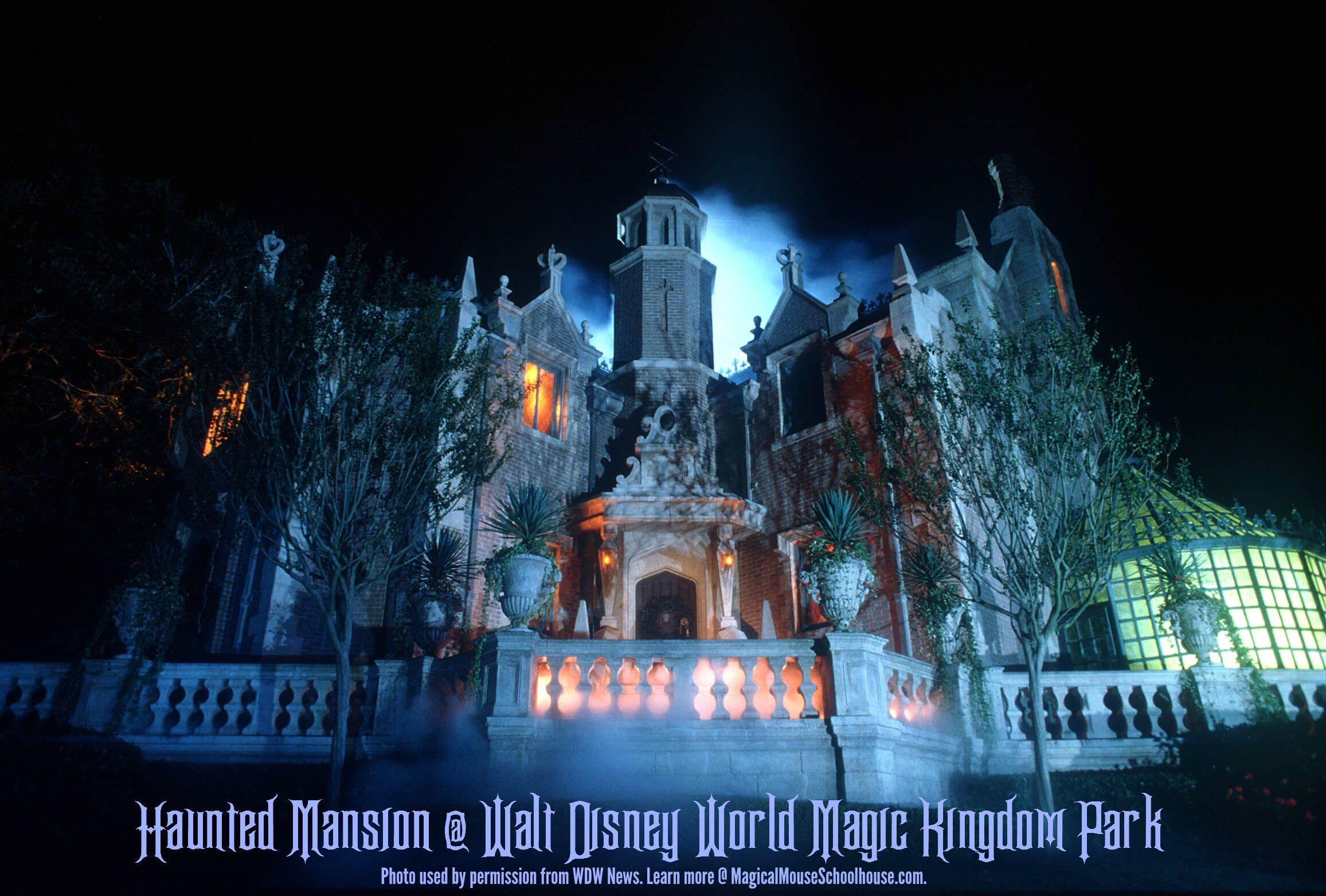 Magic Kingdom Park: #HauntedMansion