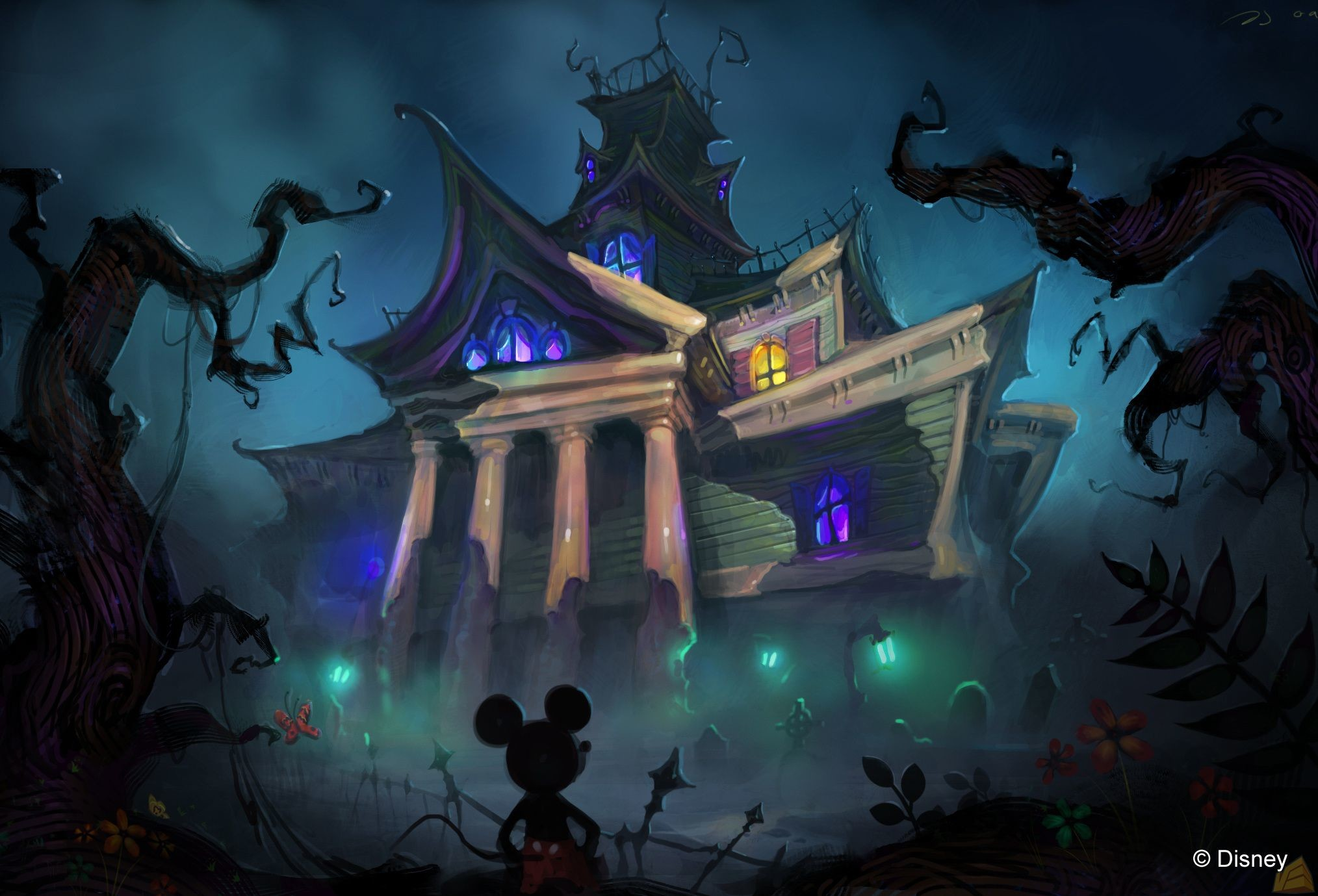 Disney's & Junction Point Studios' Epic Mickey, Behind-the-Scenes: Epic  Score (Music, Soundtrack), Discussed w/ Warren Spector, Martin Galway,  Chase Jones, …