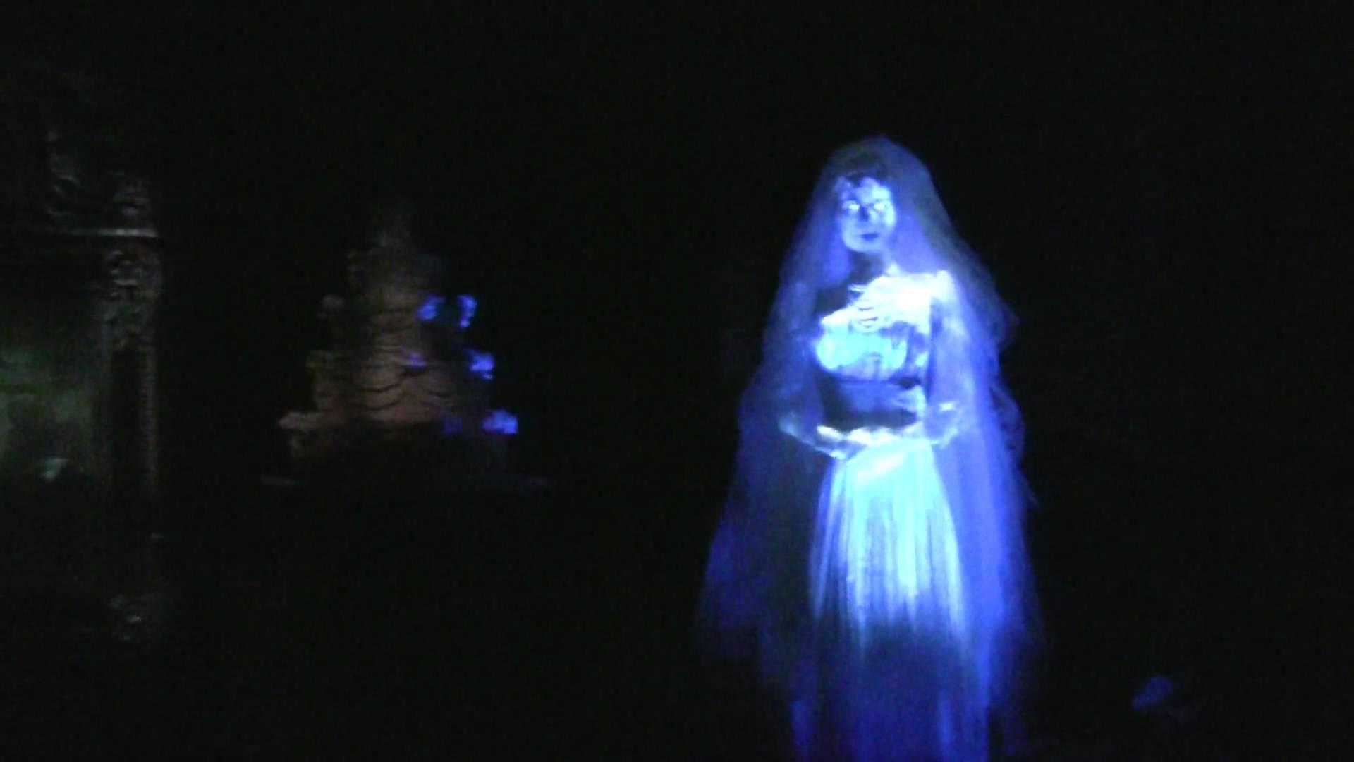 The Haunted Mansion – Ride-through – Magic Kingdom – Walt Disney World –  YouTube